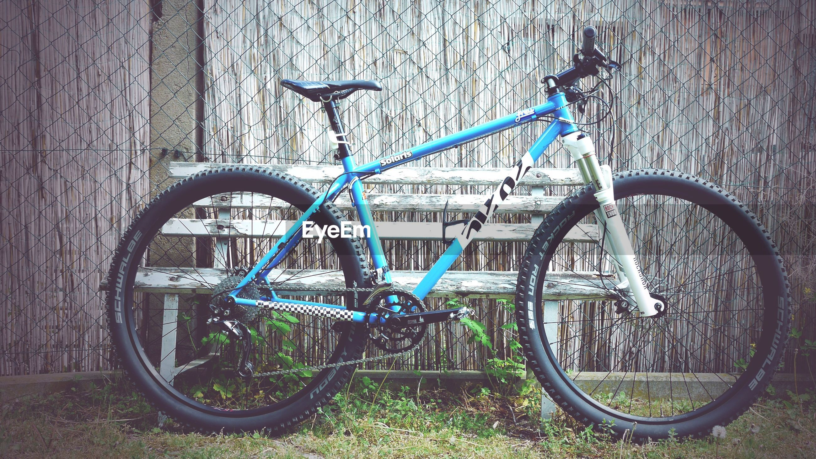bicycle, mode of transport, no people, transportation, land vehicle, outdoors, day