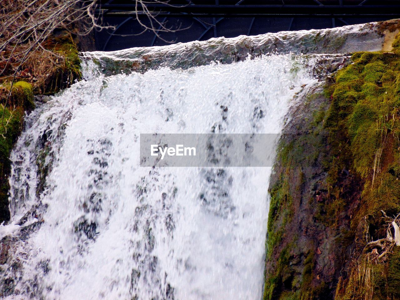 motion, waterfall, water, nature, long exposure, day, no people, high angle view, outdoors, river, dam, beauty in nature