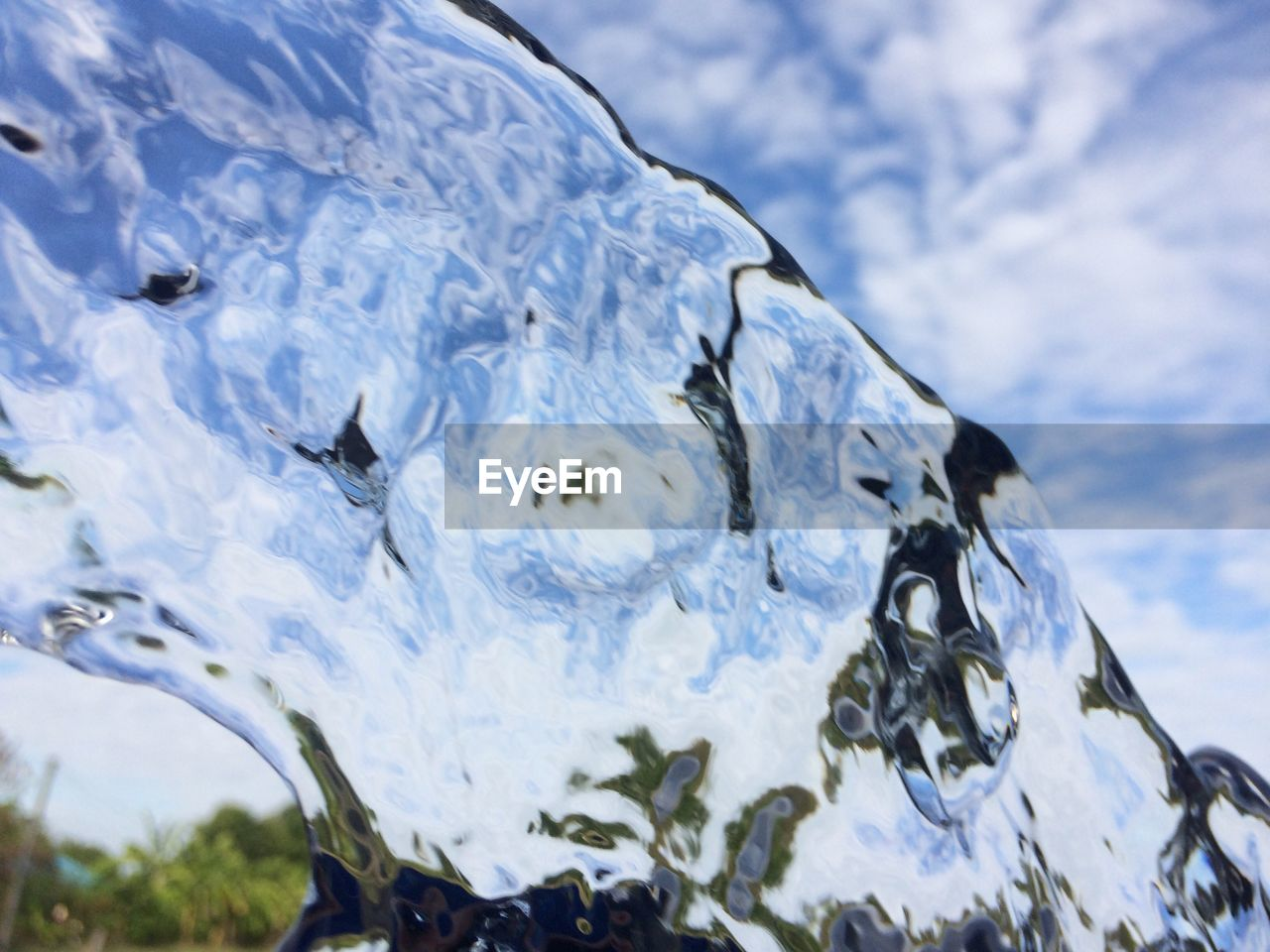 cold temperature, winter, no people, close-up, nature, day, ice, snow, frozen, focus on foreground, sky, outdoors, cloud - sky, water, icicle, melting, selective focus, environment, purity