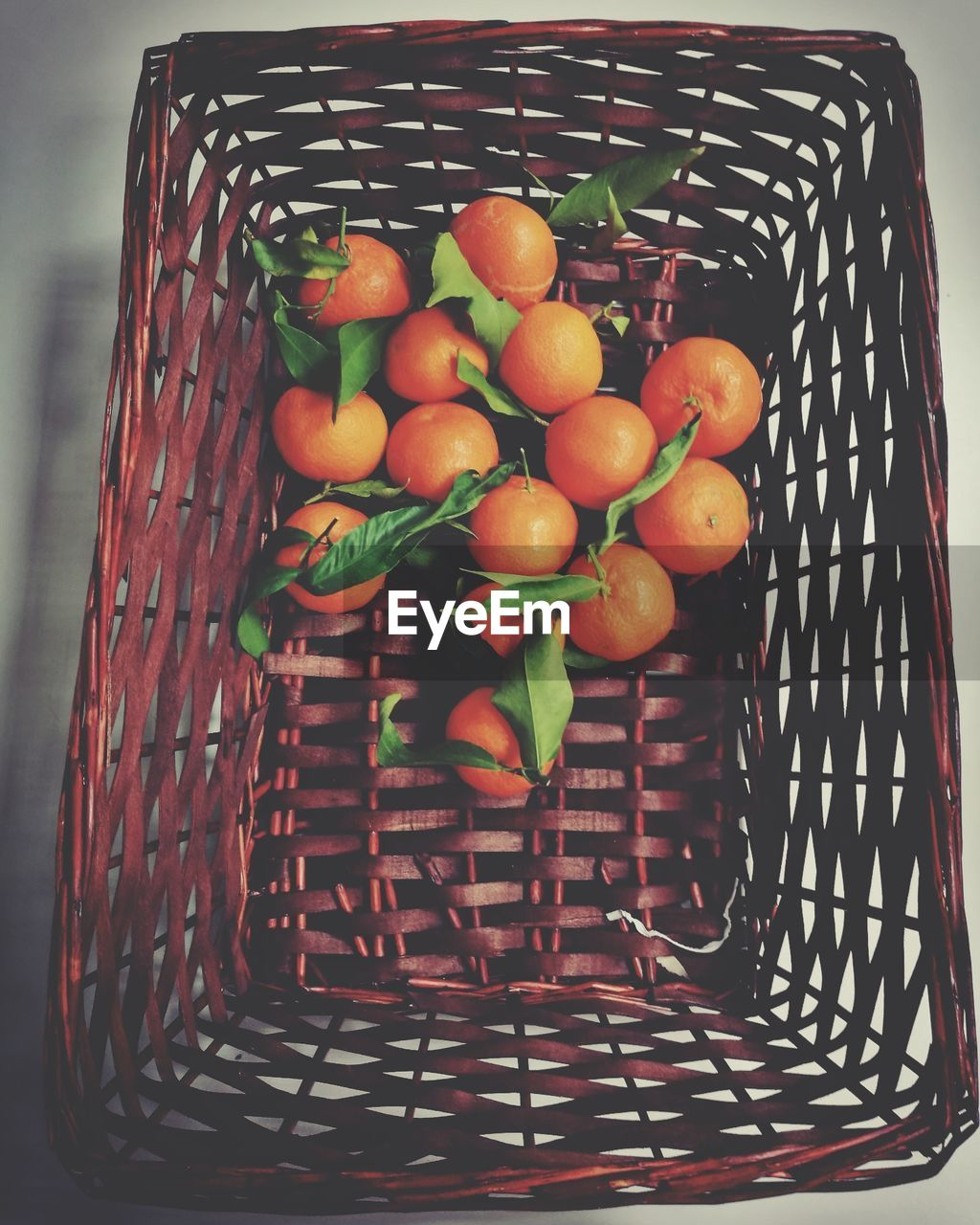 basket, food and drink, freshness, food, high angle view, no people, healthy eating, indoors, day, close-up