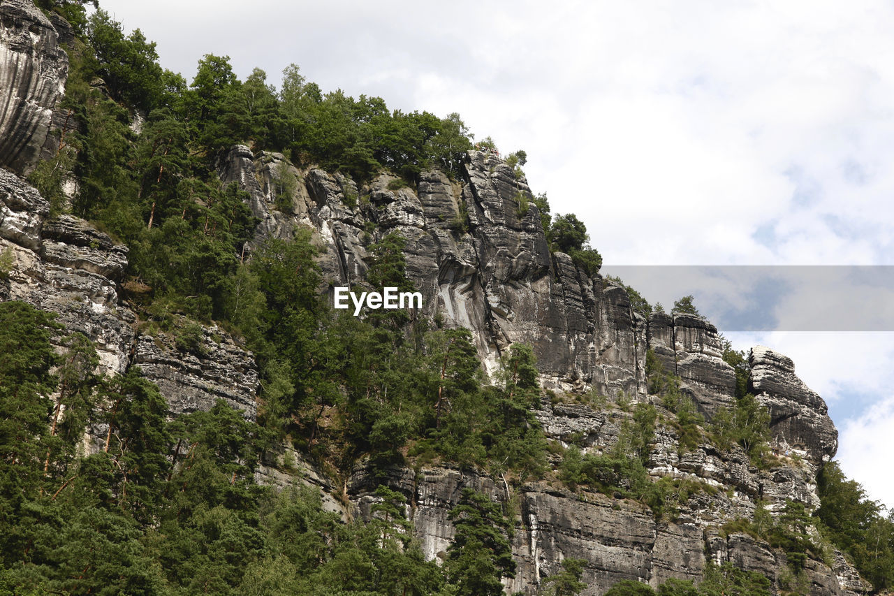 sky, mountain, scenery, cliff, nature, adventure, high, height, no people, outdoors, day, range