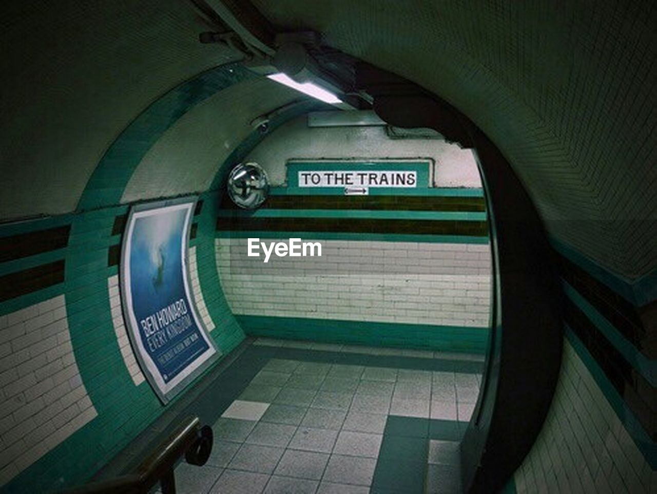 indoors, staircase, subway station, exit sign, illuminated, technology, underground, architecture, city, no people, day