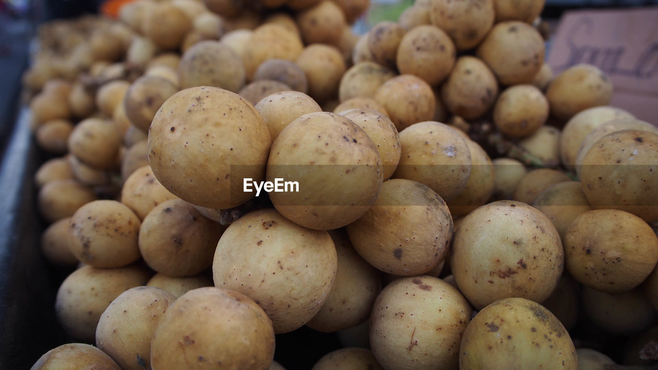 food and drink, food, market, freshness, large group of objects, retail, for sale, market stall, healthy eating, still life, abundance, wellbeing, close-up, small business, heap, no people, business, potato, day, raw food, retail display, sale