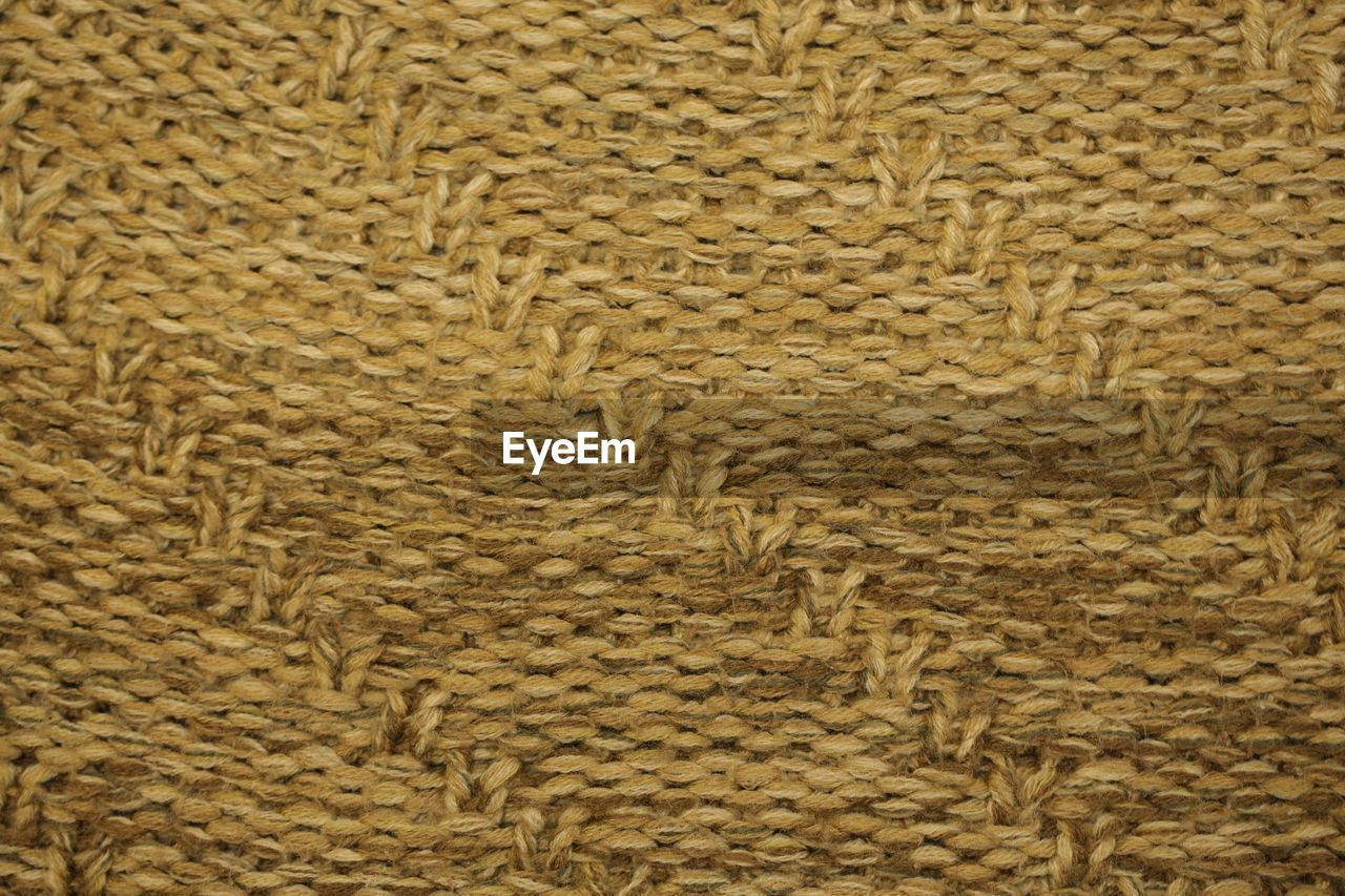 backgrounds, full frame, pattern, textured, indoors, textile, no people, close-up, art and craft, wool, studio shot, design, creativity, woven, wall - building feature, material, brown, fiber, abstract, day, warm clothing