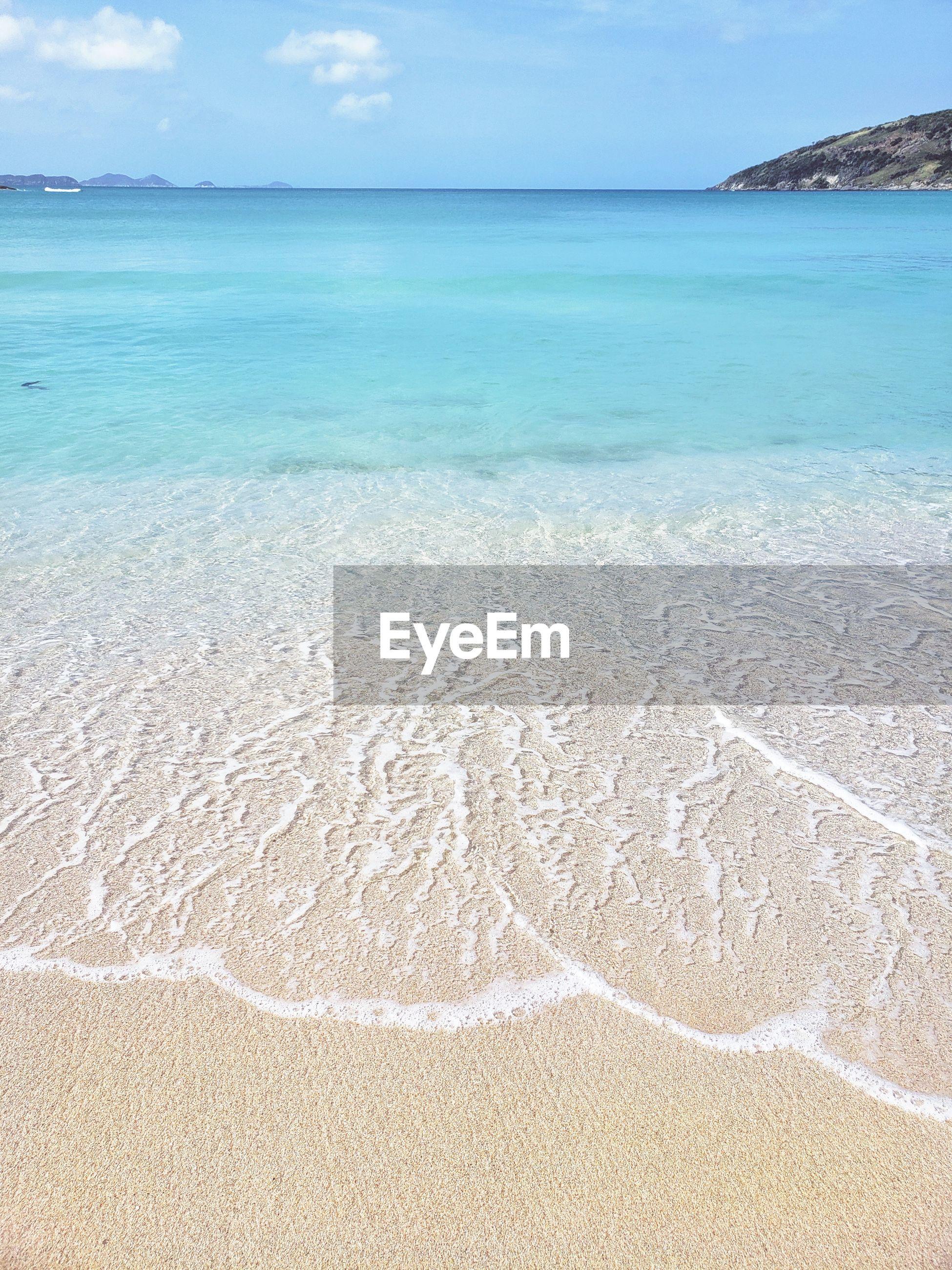 SCENIC VIEW OF BEACH