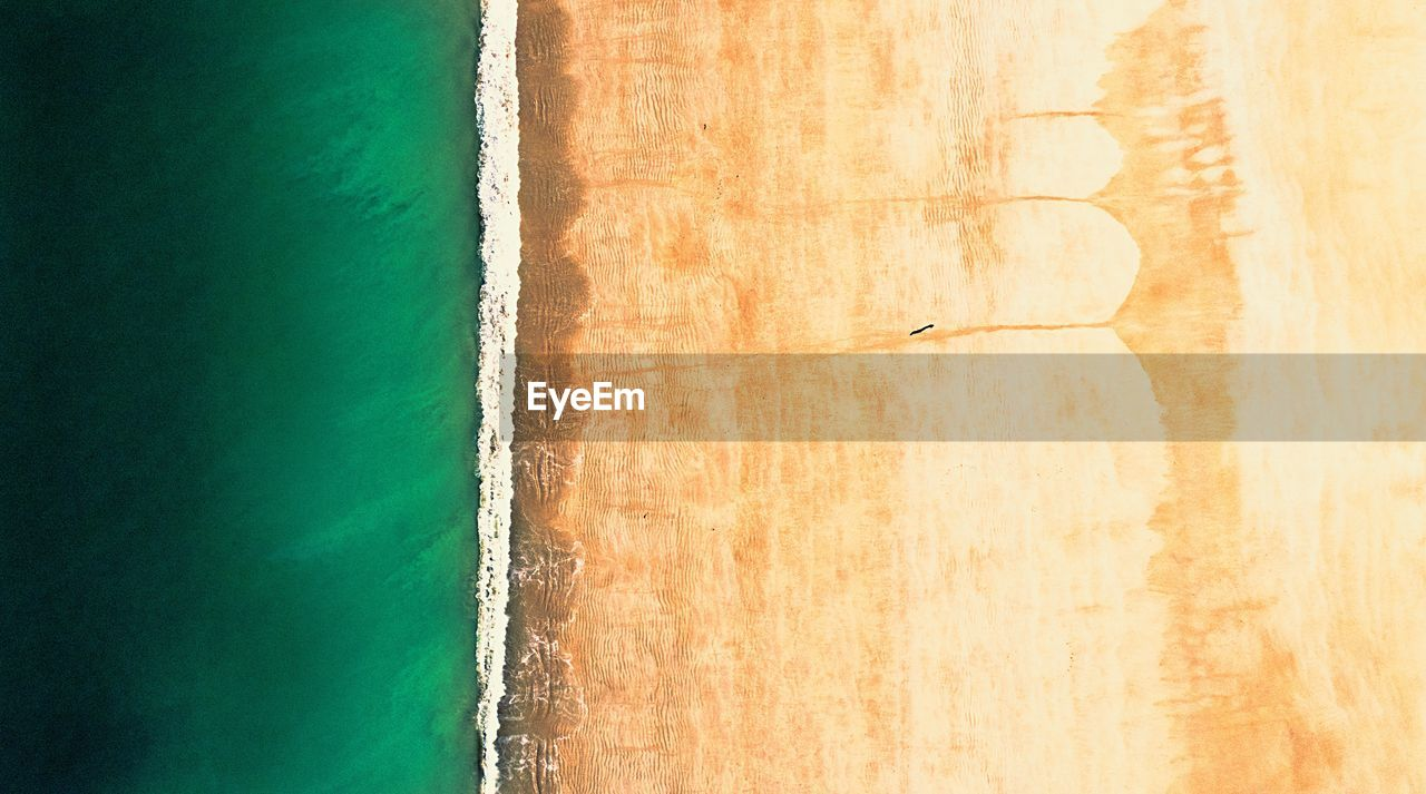 water, no people, green color, sea, beach, day, nature, land, scenics - nature, motion, beauty in nature, outdoors, aerial view, brown, tranquility, travel destinations, tranquil scene, wood - material, sport, turquoise colored