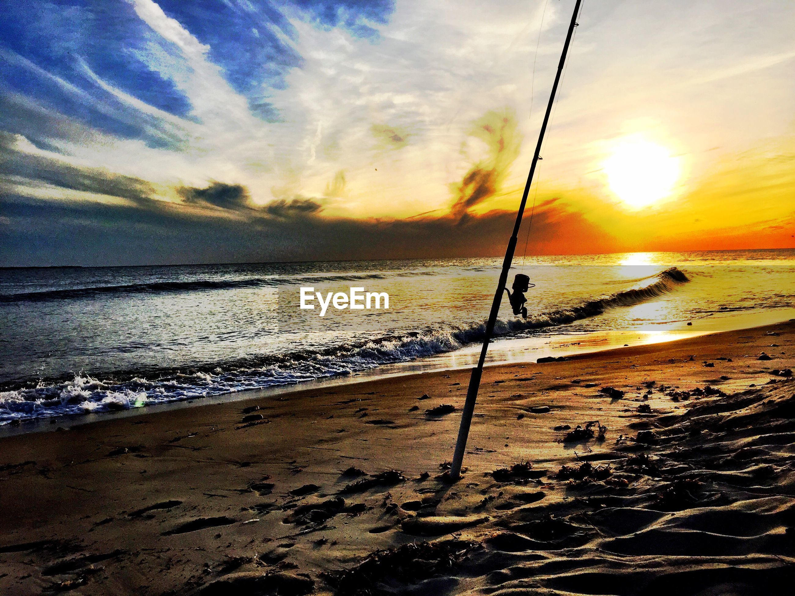 sea, beach, sunset, water, sky, cloud - sky, sand, horizon over water, nature, scenics, shore, outdoors, beauty in nature, no people, dramatic sky, wave, day