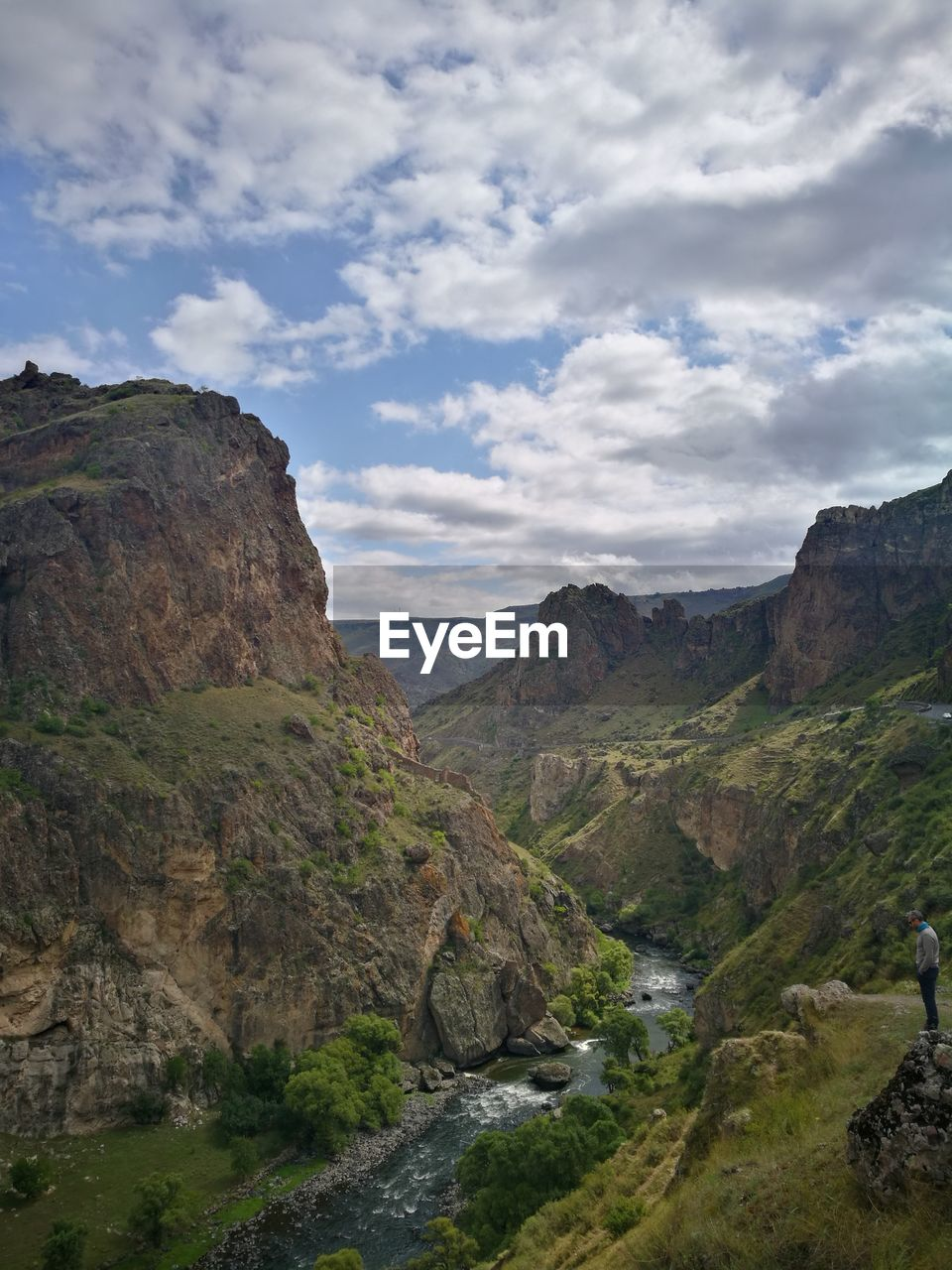mountain, sky, environment, landscape, cloud - sky, nature, beauty in nature, rock, scenics - nature, land, mountain range, no people, travel, adventure, non-urban scene, scenery, outdoors, tranquility, tranquil scene, exploration, high, mountain peak, formation