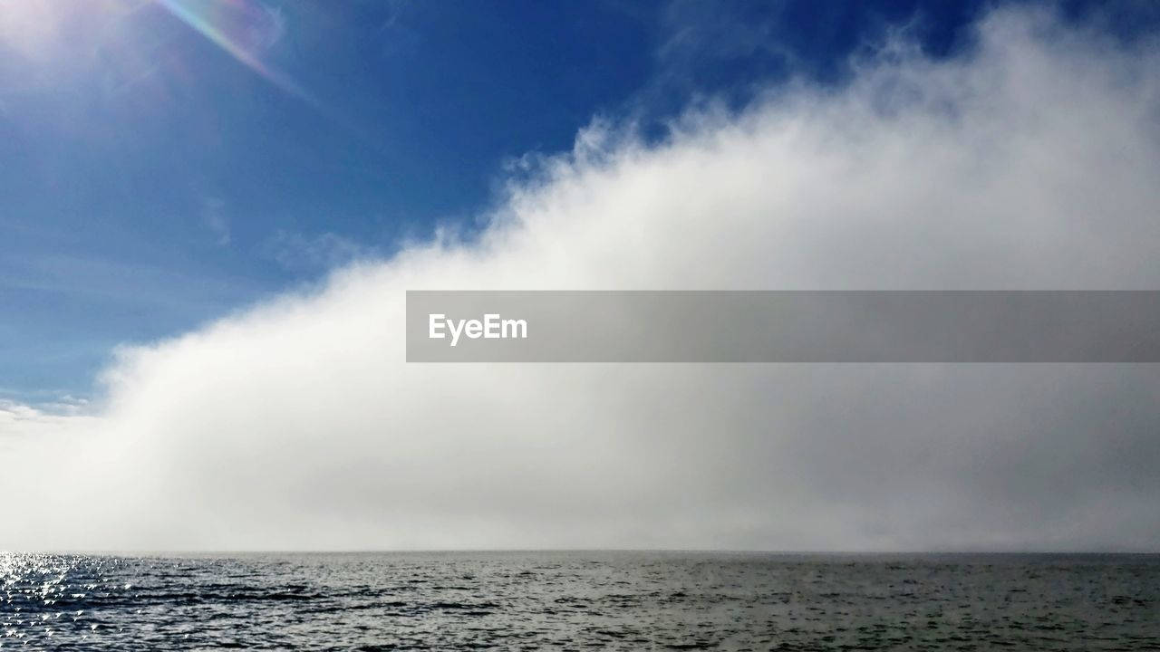 sky, water, sea, horizon, horizon over water, beauty in nature, cloud - sky, scenics - nature, nature, no people, tranquility, tranquil scene, day, waterfront, idyllic, non-urban scene, motion, outdoors, power in nature