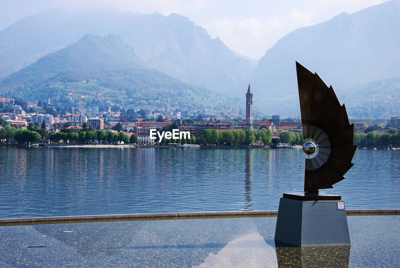 Piece of art on the lakeside of Malgrate, Lecco, Italy. Cityscape Italia Lario Lombardy Travel Architecture Beauty In Nature Built Structure Day Europe Italian Italy Lake Lakeside Lecco Lecco City Lecco Lake Lombardia Malgrate Mountain Nature Scenics Tourism Water Waterfront
