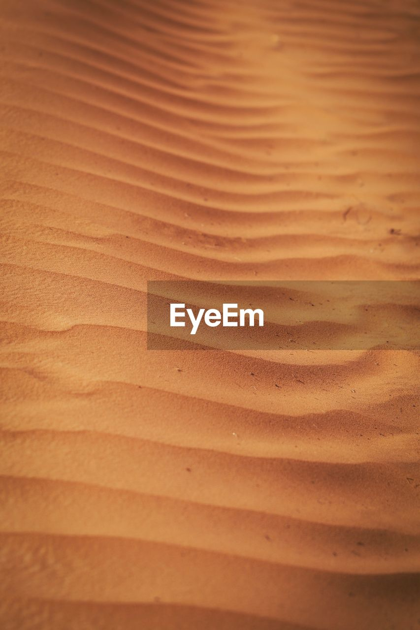 pattern, full frame, backgrounds, no people, sand, land, wood - material, close-up, brown, textured, beach, nature, selective focus, natural pattern, day, beauty in nature, indoors, sand dune, arid climate, high angle view, climate, wood grain