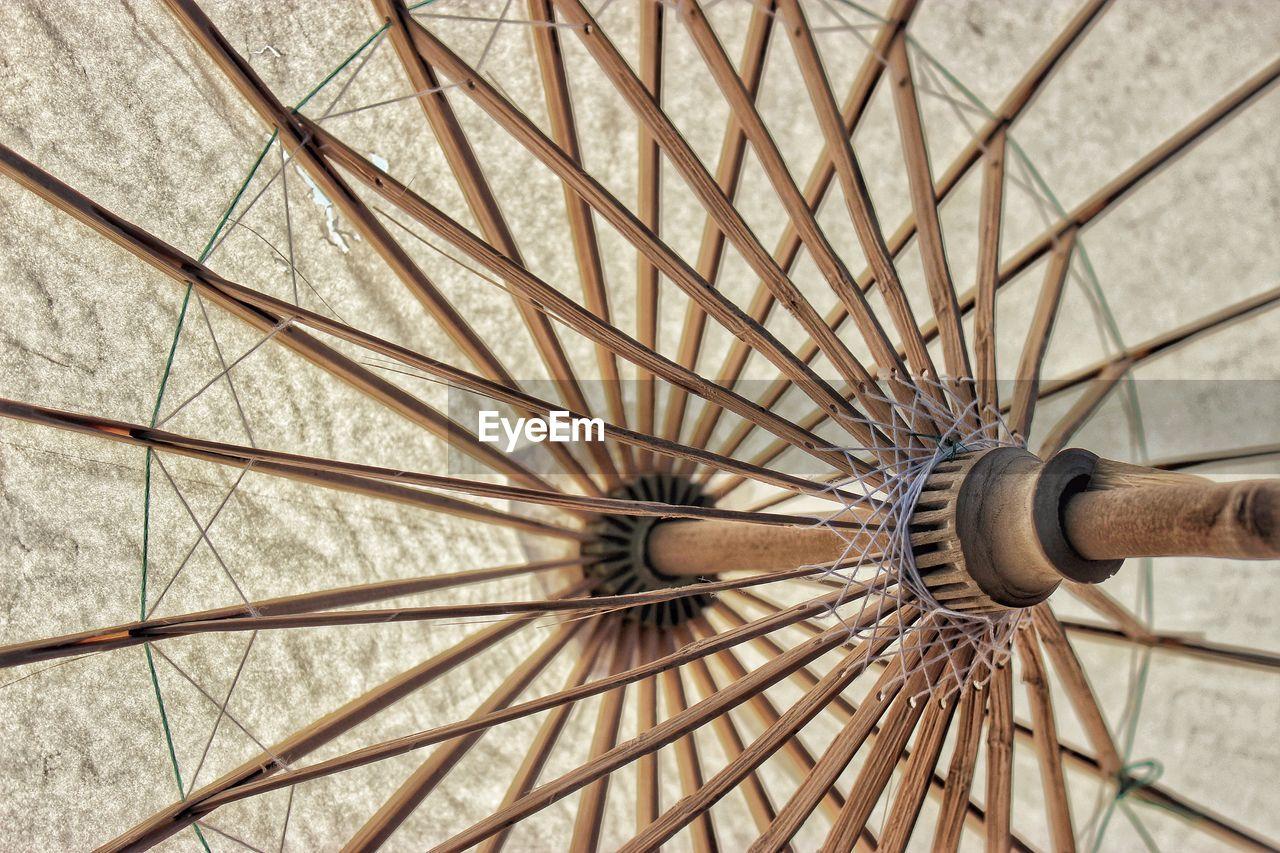 Full Frame Shot Of Umbrella