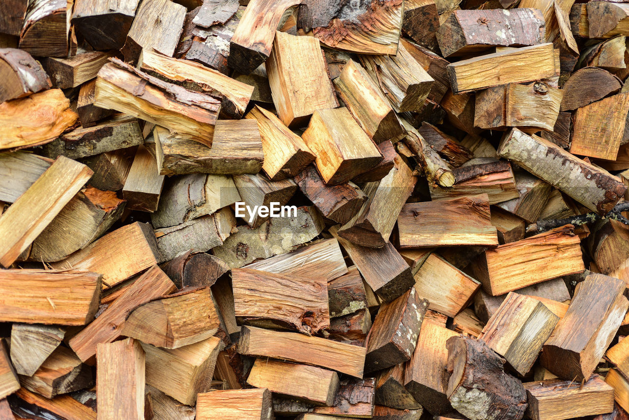 large group of objects, wood, wood - material, firewood, timber, full frame, tree, lumber industry, log, stack, deforestation, forest, backgrounds, abundance, woodpile, no people, heap, fuel and power generation, nature, brown, chopped, outdoors