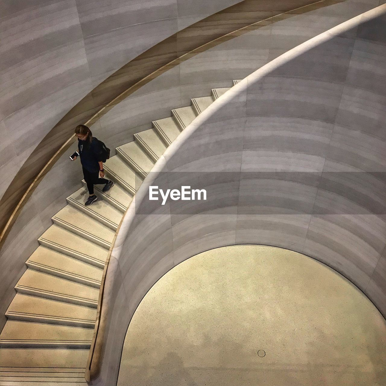 steps and staircases, steps, staircase, full length, one person, real people, walking, lifestyles, architecture, day, built structure, women, indoors, young adult, adult, one woman only, adults only, people