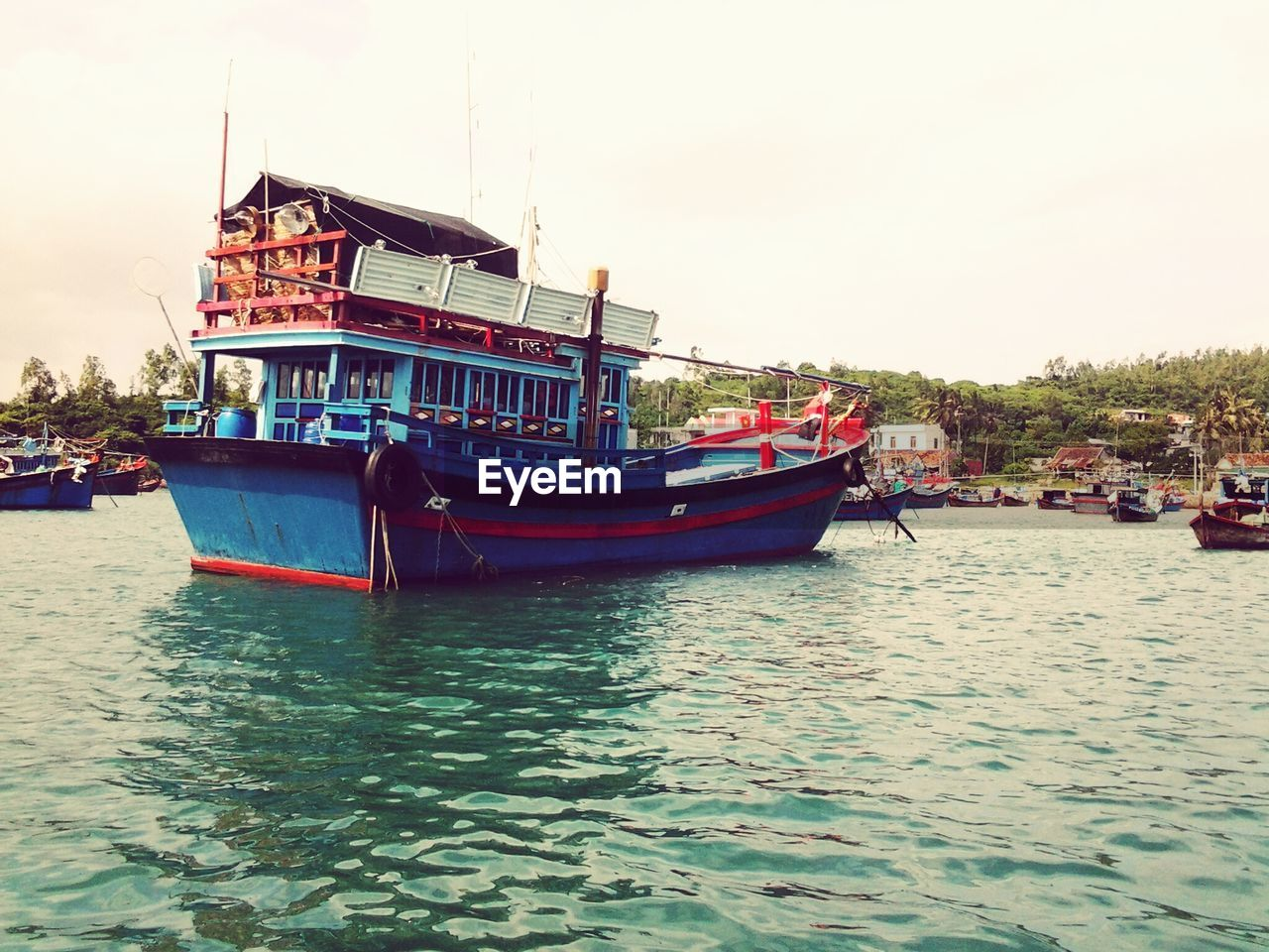 nautical vessel, transportation, waterfront, mode of transport, water, moored, day, outdoors, no people, sea, nature, sky, architecture