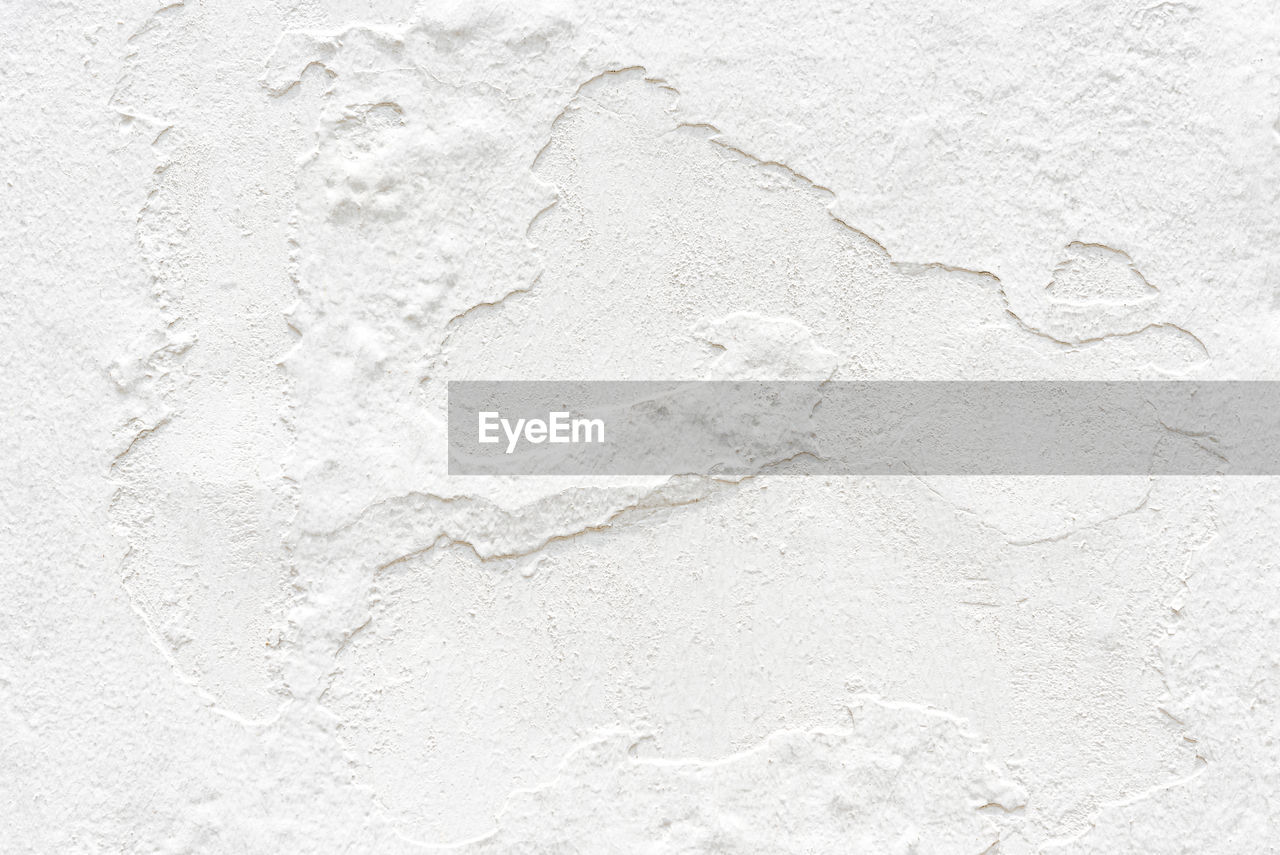 backgrounds, no people, full frame, white color, pattern, textured, wall - building feature, close-up, nature, outdoors, water, land, architecture, day, built structure, abstract backgrounds, gray, abstract, dirt, concrete