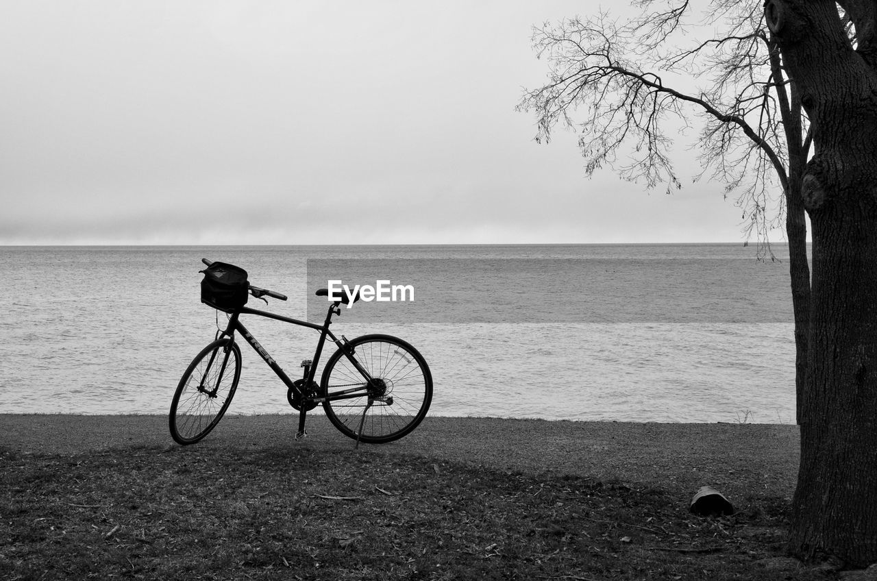 BICYCLE BY SEA