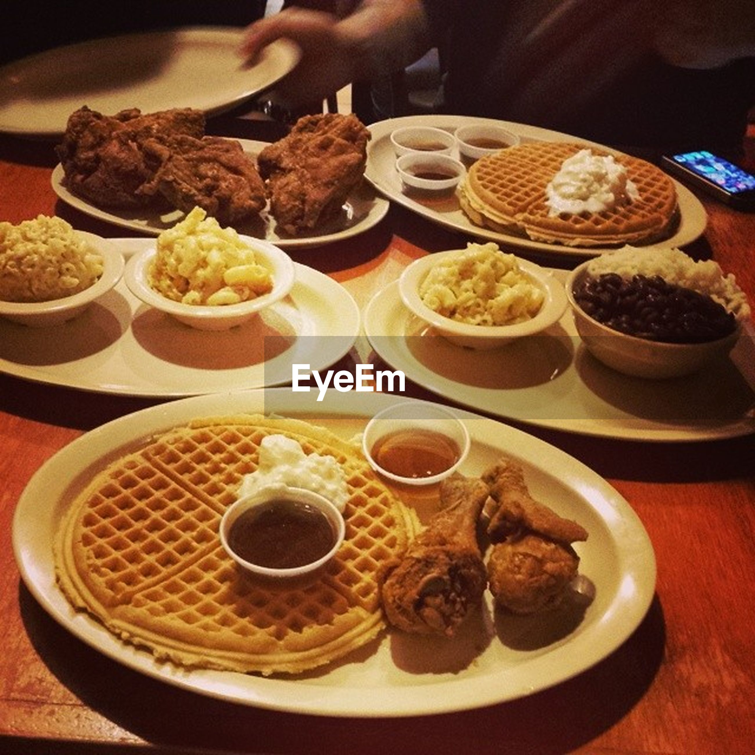 food and drink, food, indoors, freshness, table, ready-to-eat, plate, sweet food, indulgence, high angle view, still life, unhealthy eating, dessert, drink, serving size, bowl, close-up, meal, refreshment