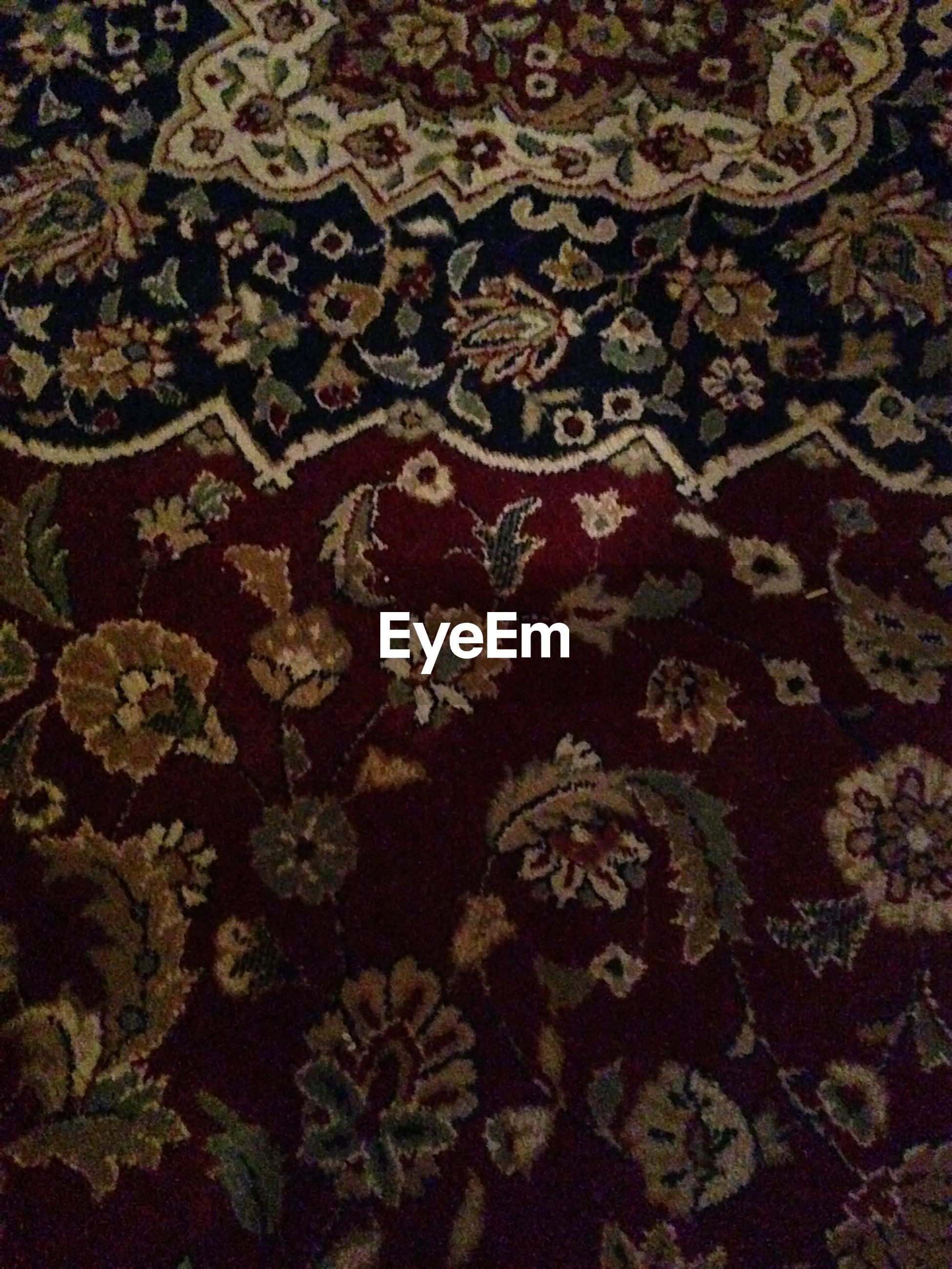 Close-up of carpet