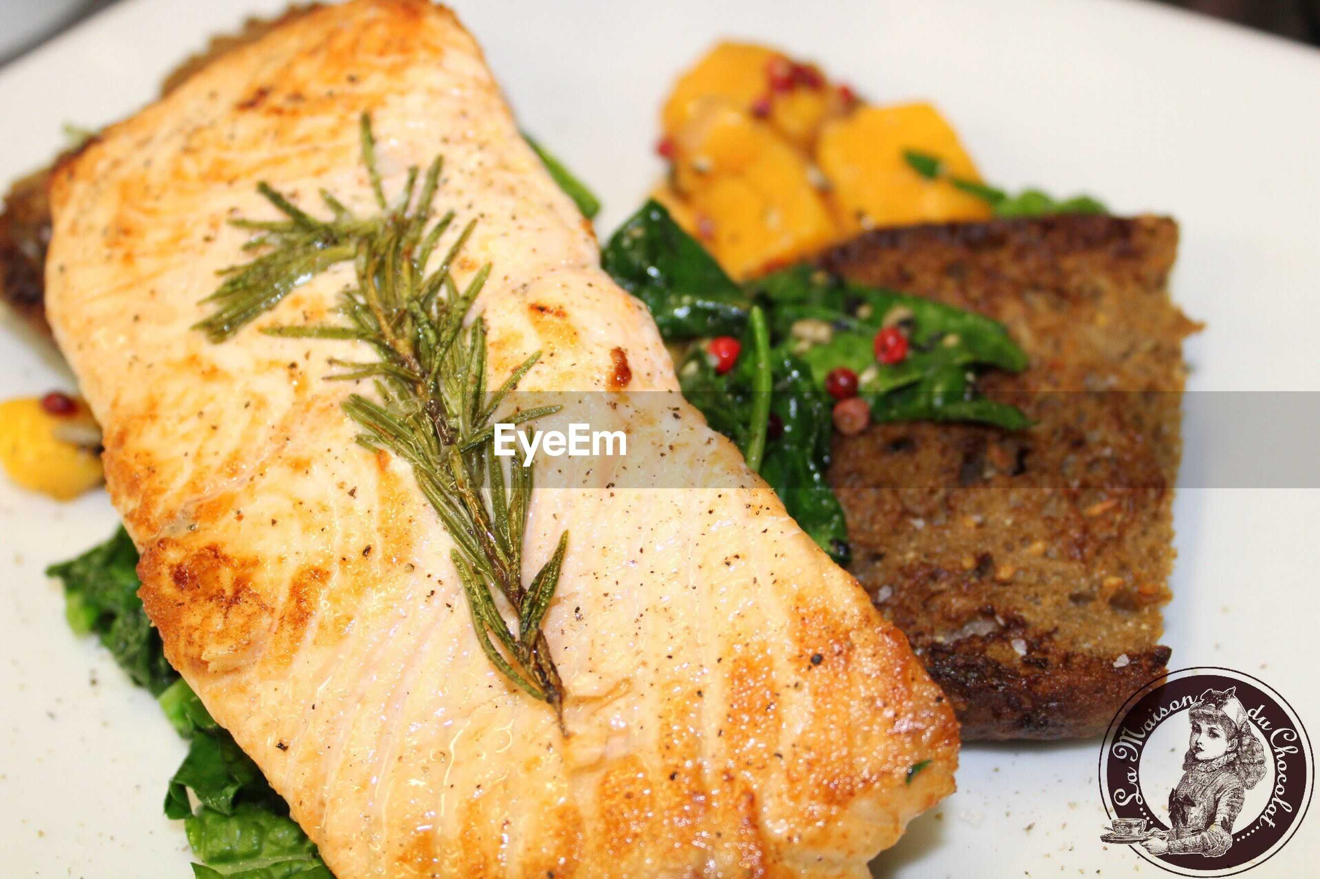 ready-to-eat, food and drink, food, healthy eating, indoors, close-up, freshness, plate, serving size, table, no people, garnish