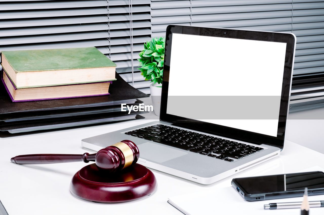 computer, technology, table, wireless technology, laptop, communication, desk, connection, no people, publication, cup, furniture, mug, book, indoors, computer equipment, education, keyboard, computer keyboard, internet, blank