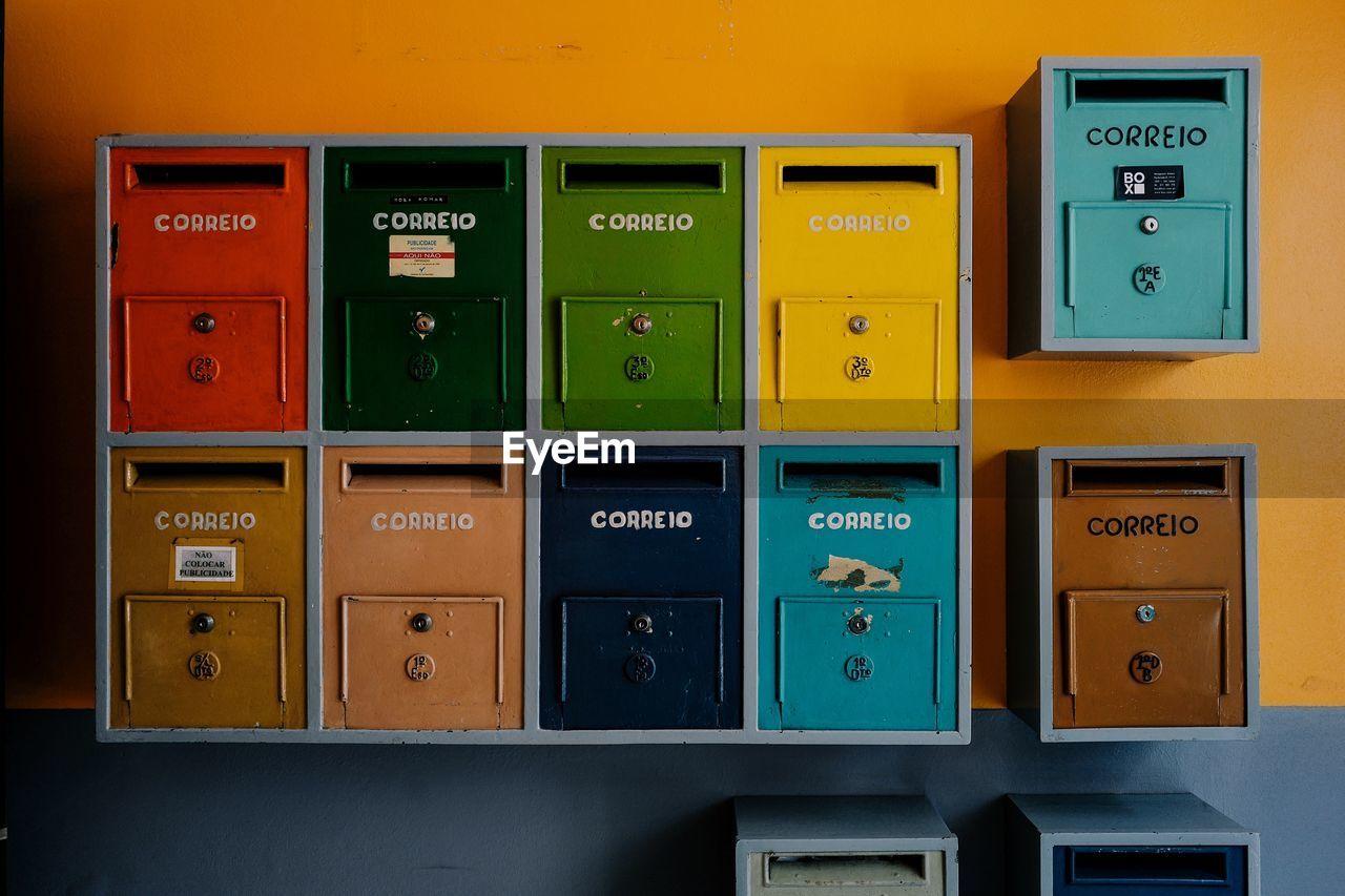 Mailbox rainbow
