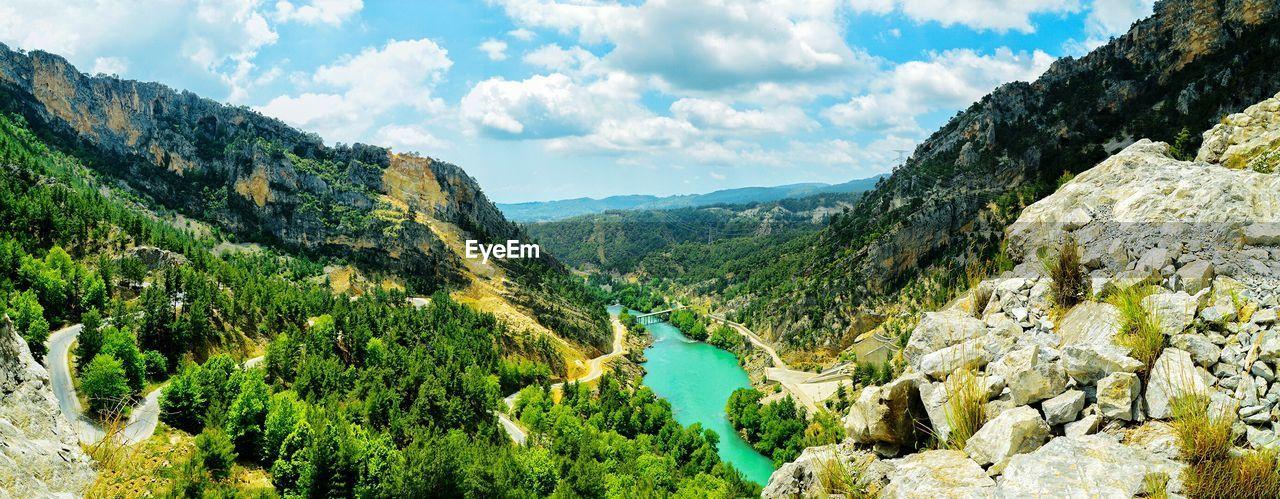 Idyllic Landscape From Turkey