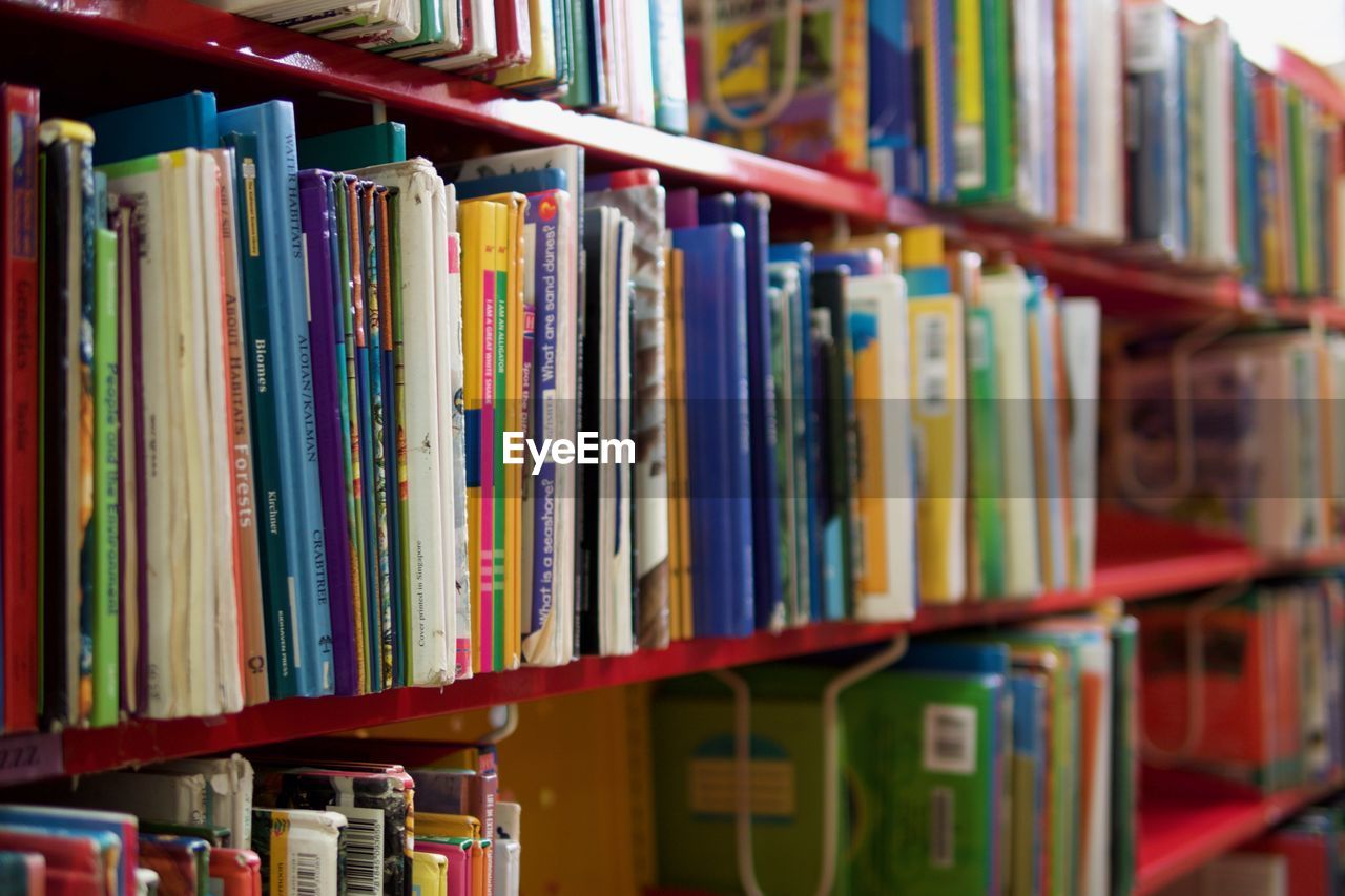 shelf, book, bookshelf, publication, choice, large group of objects, variation, education, indoors, multi colored, library, arrangement, abundance, no people, in a row, still life, literature, order, close-up, collection, textbook