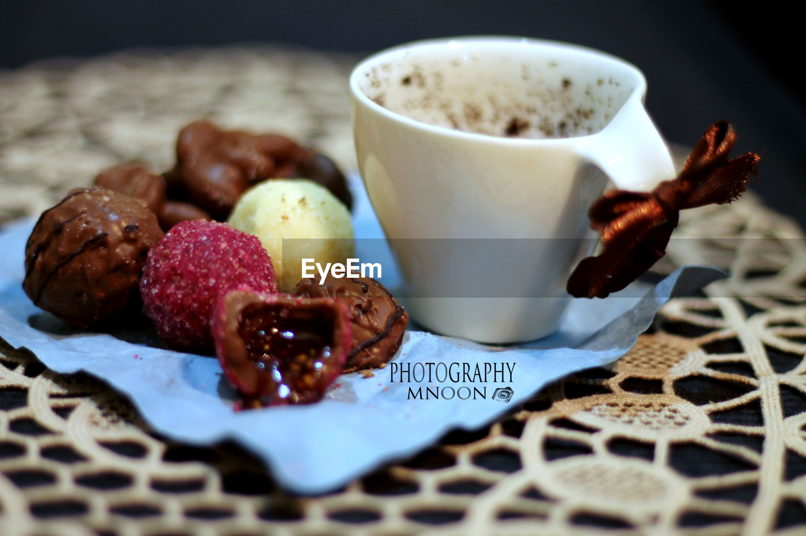 food and drink, food, indoors, freshness, sweet food, still life, ready-to-eat, dessert, indulgence, unhealthy eating, close-up, plate, cake, table, baked, temptation, selective focus, chocolate, cookie, high angle view