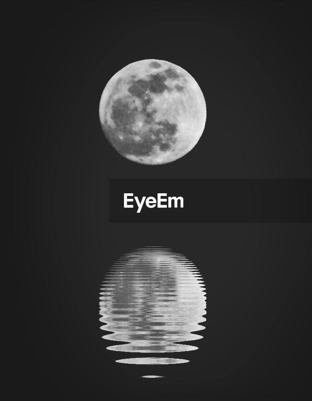 moon, circle, full moon, night, moon surface, planetary moon, astronomy, reflection, nature, beauty in nature, tranquil scene, space exploration, no people, tranquility, water, scenics, outdoors, sky, clear sky, space
