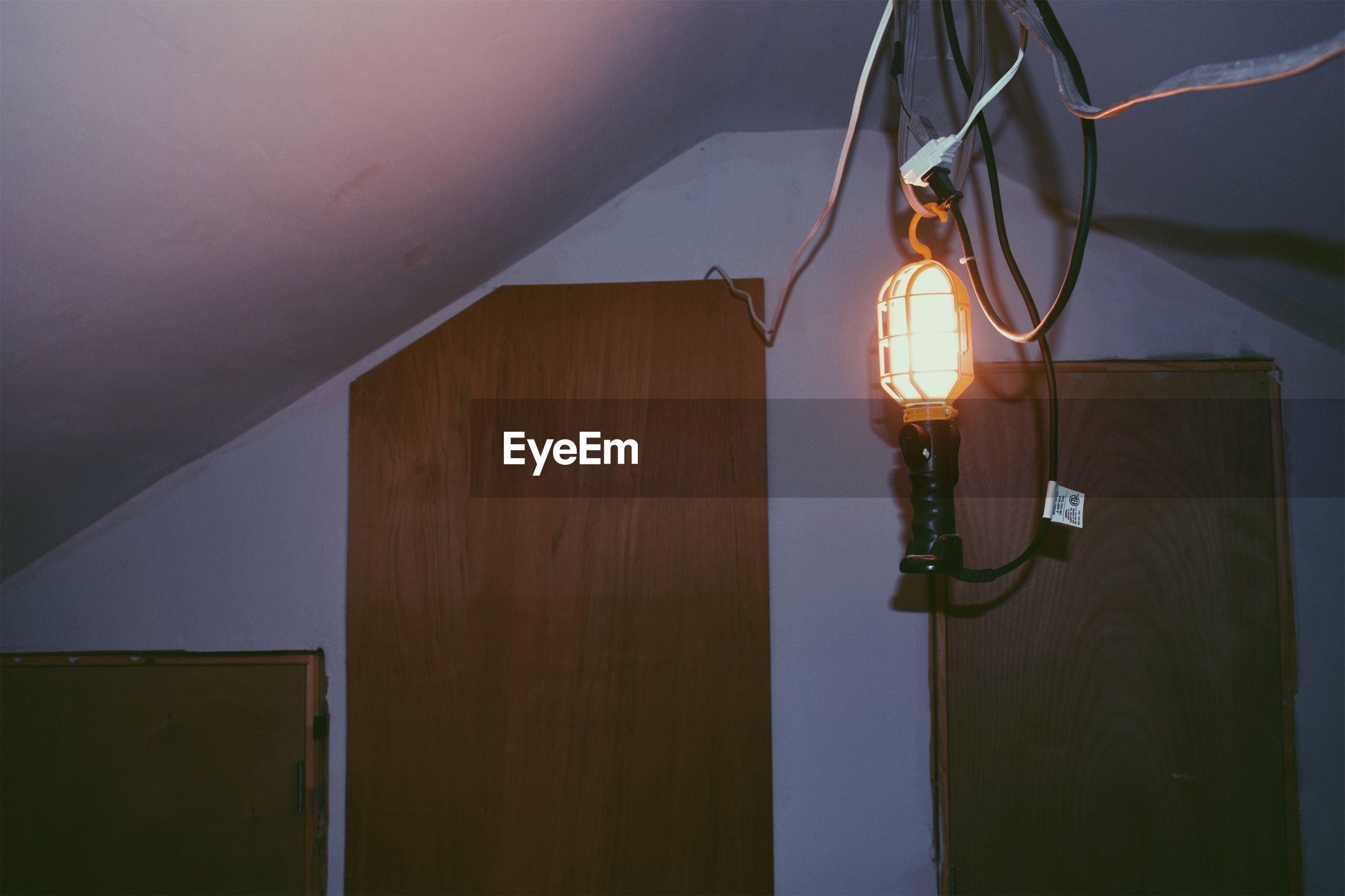 illuminated, lighting equipment, electricity, night, indoors, no people, hanging, architecture, close-up