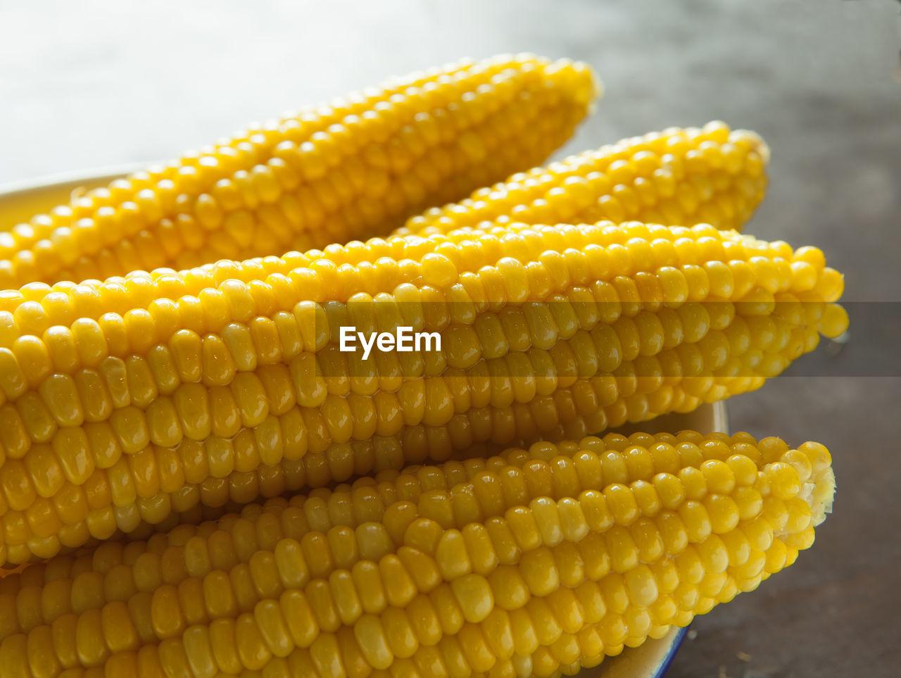 Close-Up Of Corn