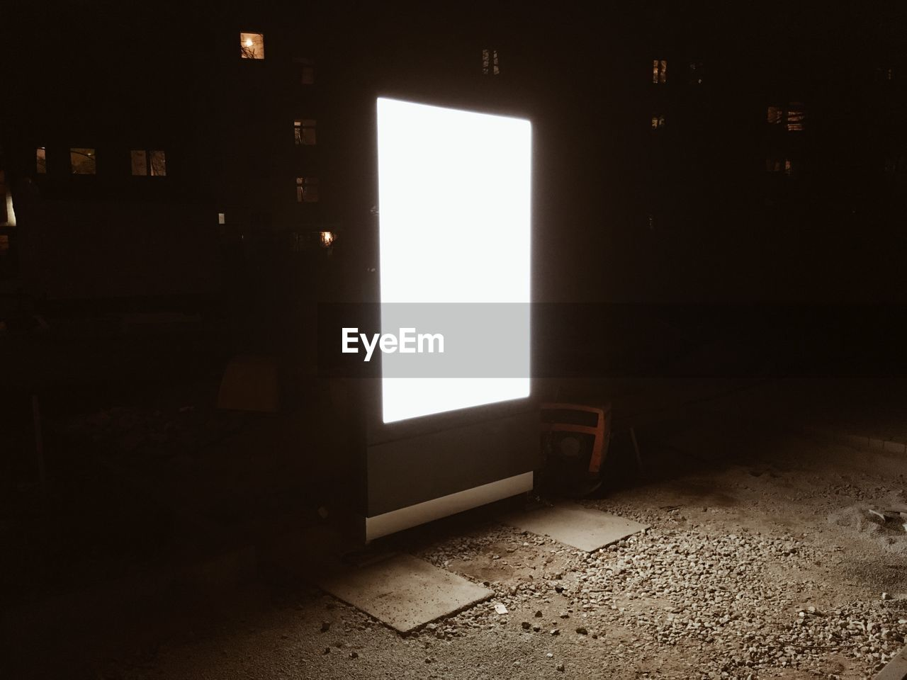 no people, architecture, indoors, window, copy space, built structure, domestic room, illuminated, dark, building, abandoned, wall - building feature, flooring, nature, night, house, light - natural phenomenon, blank