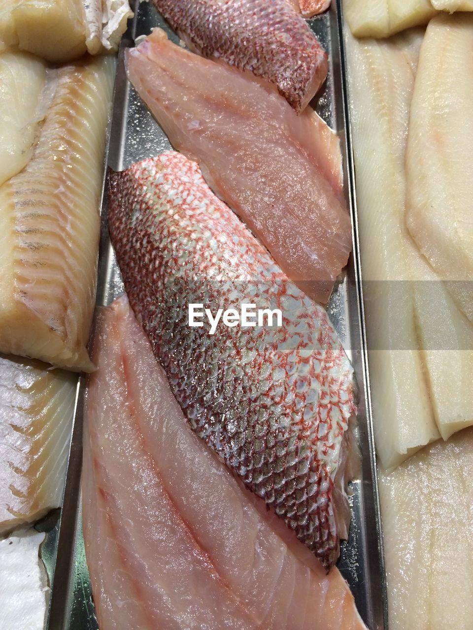 Close-Up Of Seafood
