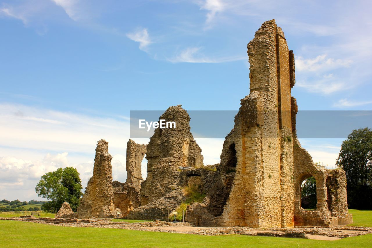 history, old ruin, the past, ancient, sky, damaged, day, ancient civilization, architecture, outdoors, no people, tree, nature