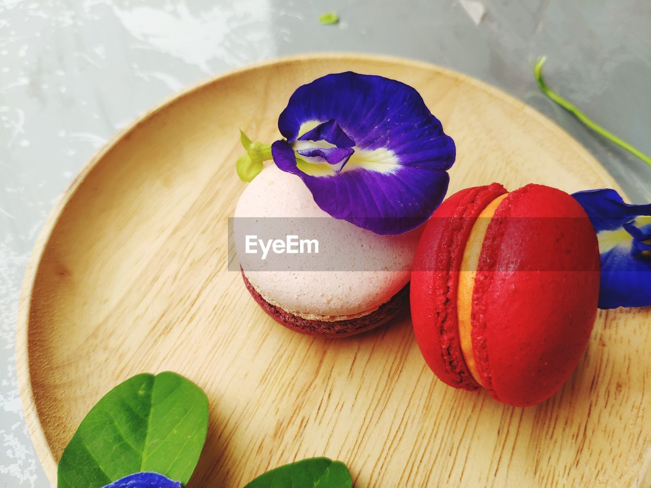 freshness, still life, food, food and drink, indoors, table, fruit, wellbeing, close-up, healthy eating, flower, flowering plant, plant, no people, high angle view, wood - material, nature, sweet food, leaf, red, purple