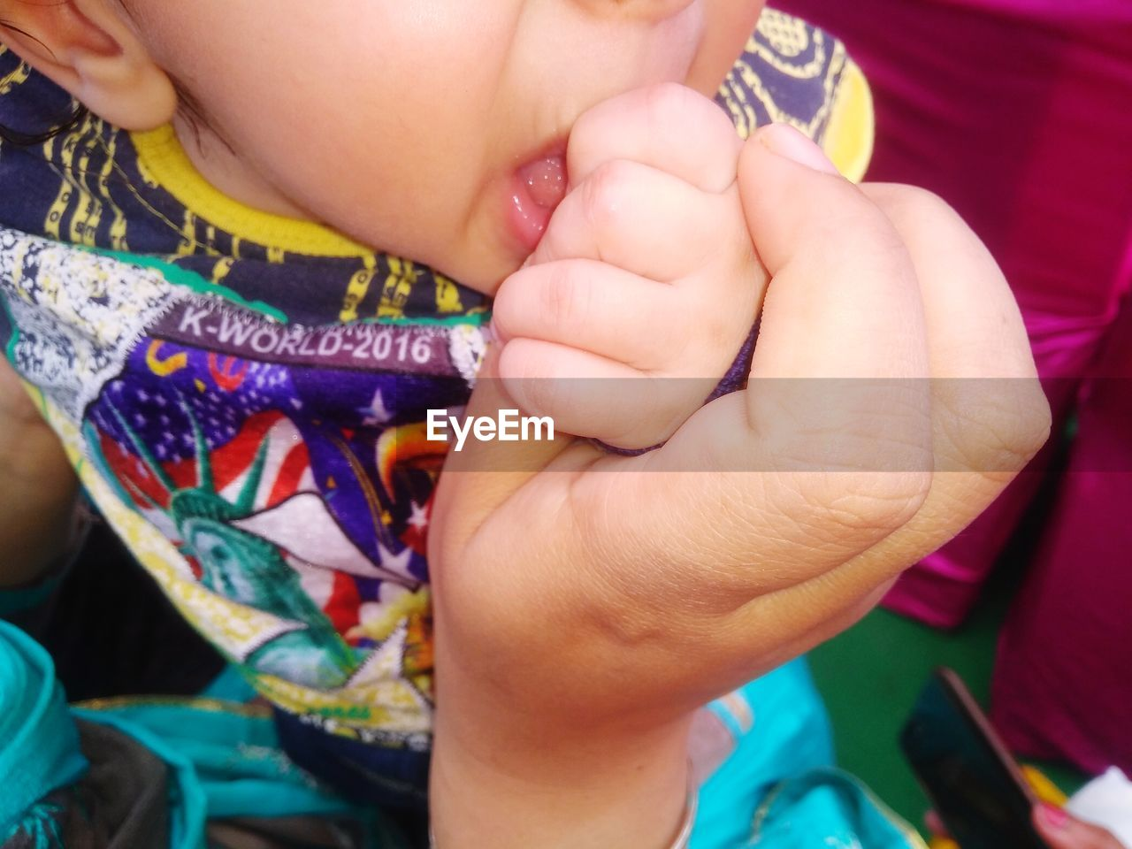 real people, human hand, women, human body part, hand, child, childhood, two people, close-up, midsection, lifestyles, people, family, body part, adult, females, bonding, baby, focus on foreground, togetherness, positive emotion, finger, innocence