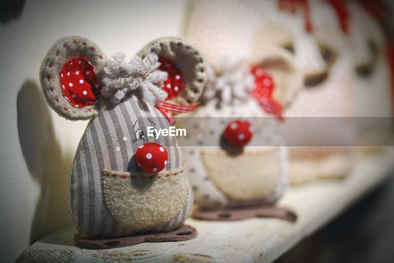 still life, holiday, red, no people, close-up, food, indoors, decoration, art and craft, food and drink, celebration, selective focus, representation, creativity, focus on foreground, freshness, christmas, table, christmas ornament, temptation