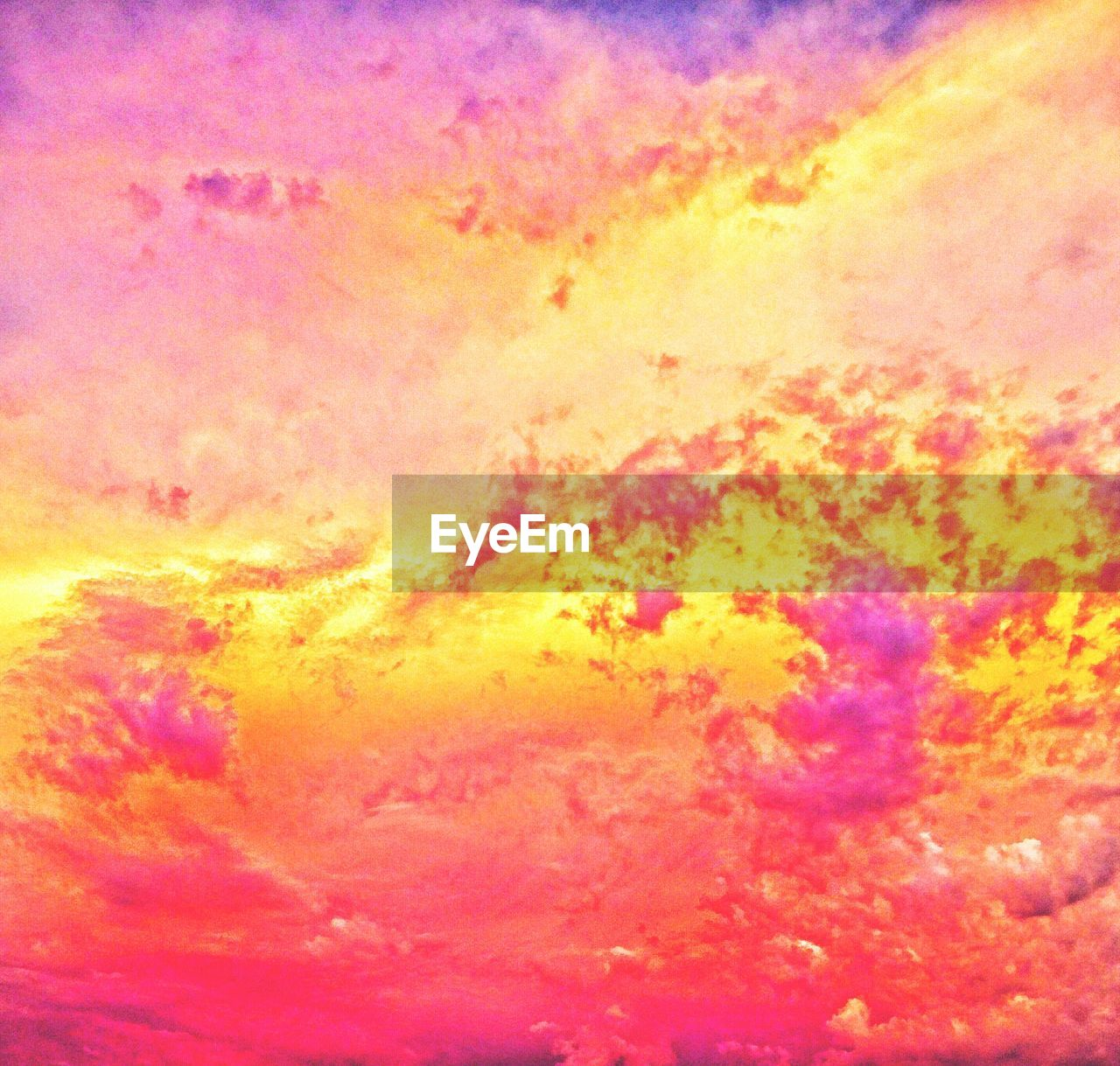 multi colored, orange color, abstract, pink color, sunset, backgrounds, no people, yellow, sky, red, full frame, cloud - sky, beauty in nature, nature, outdoors, close-up