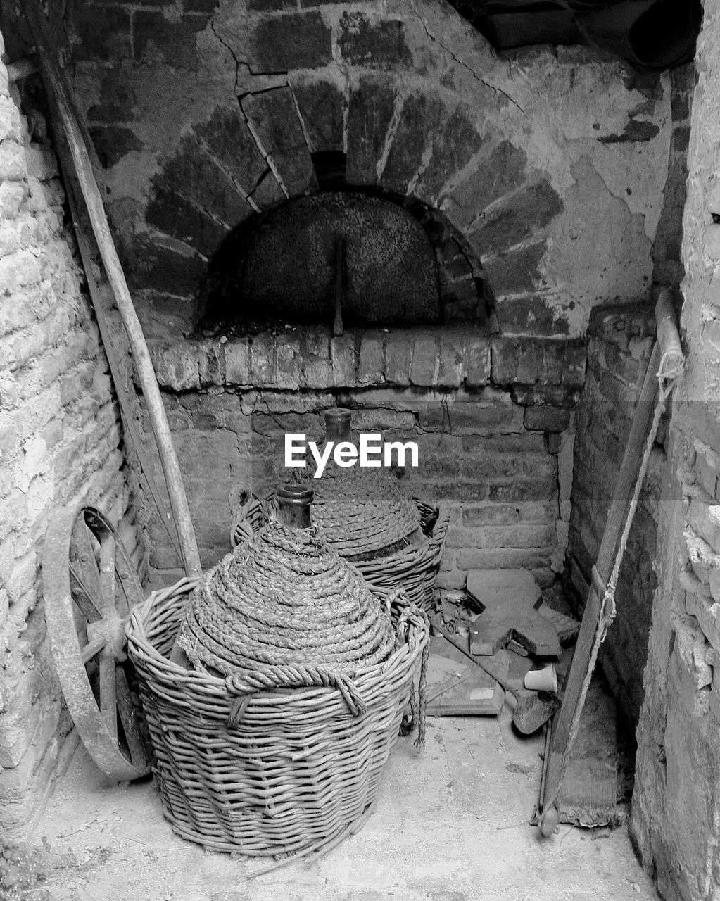 basket, indoors, no people, day