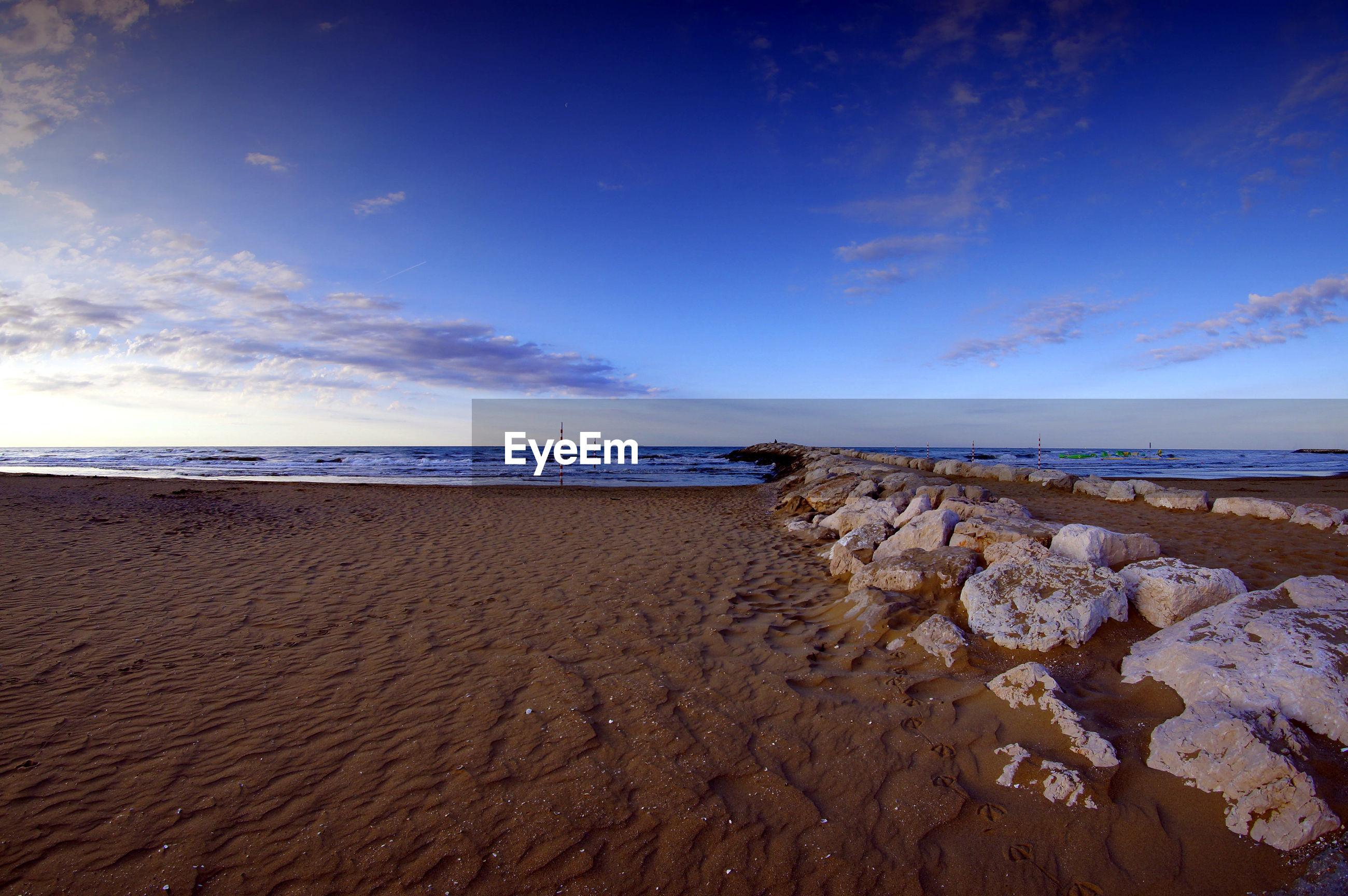VIEW OF BEACH