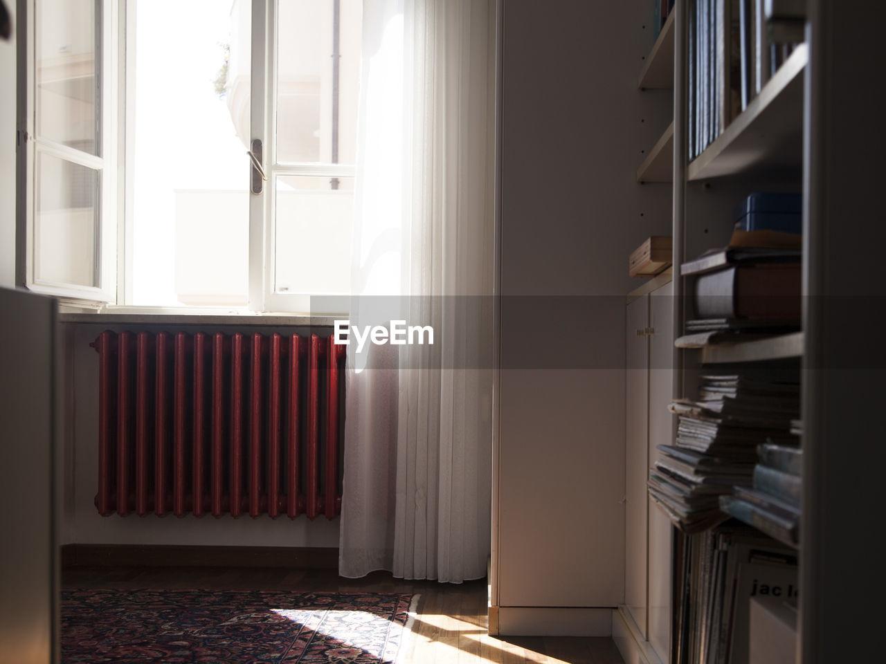 Interior Of Domestic Room