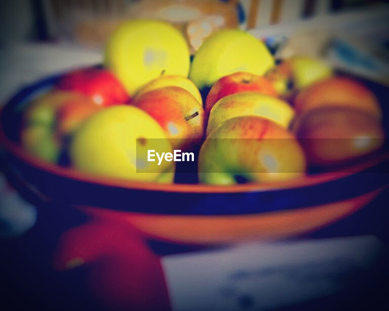fruit, healthy eating, food and drink, bowl, food, indoors, freshness, selective focus, basket, no people, close-up, large group of objects, multi colored, day