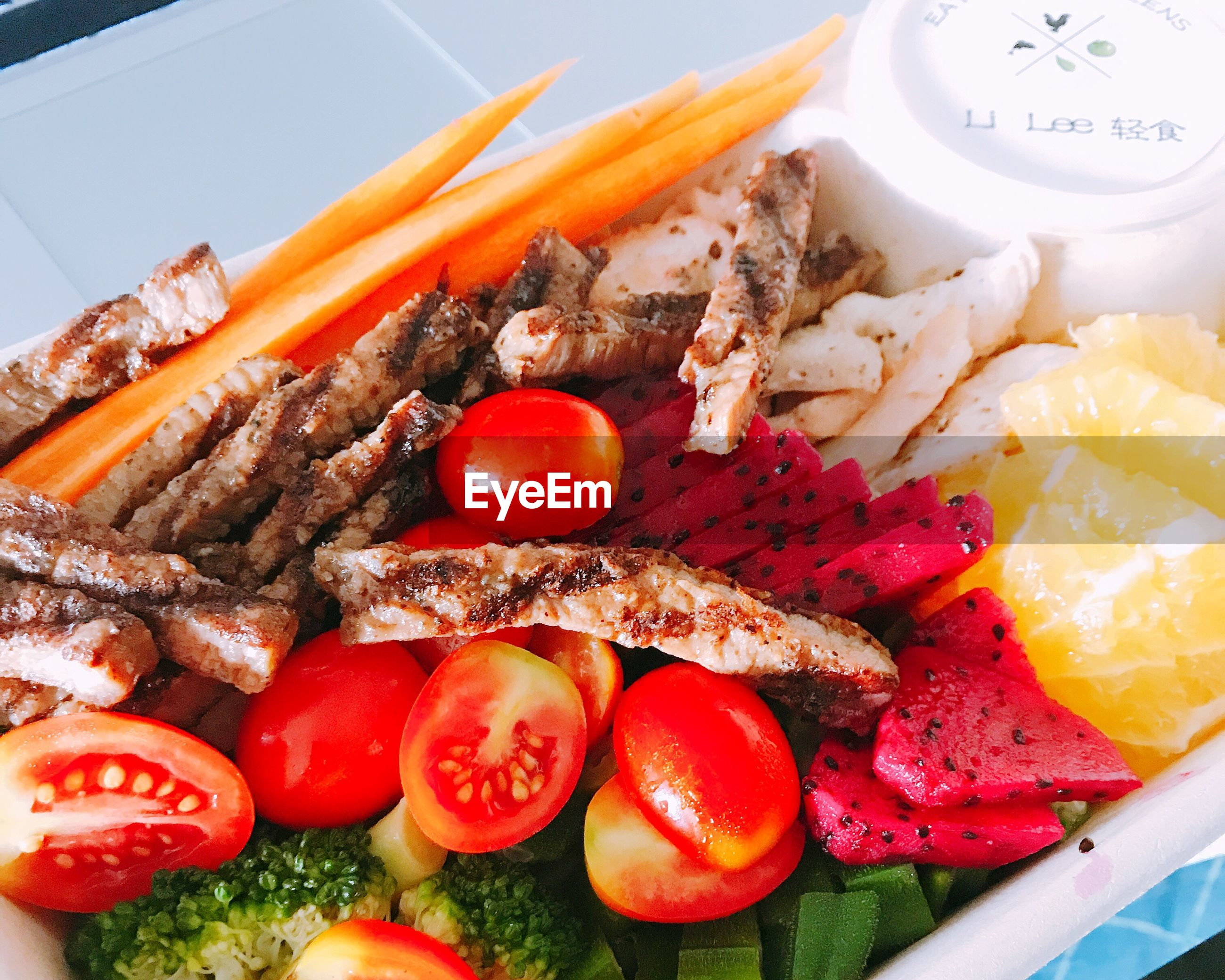 food and drink, food, tomato, meat, no people, plate, vegetable, freshness, sausage, healthy eating, indoors, ready-to-eat, mushroom, close-up, day