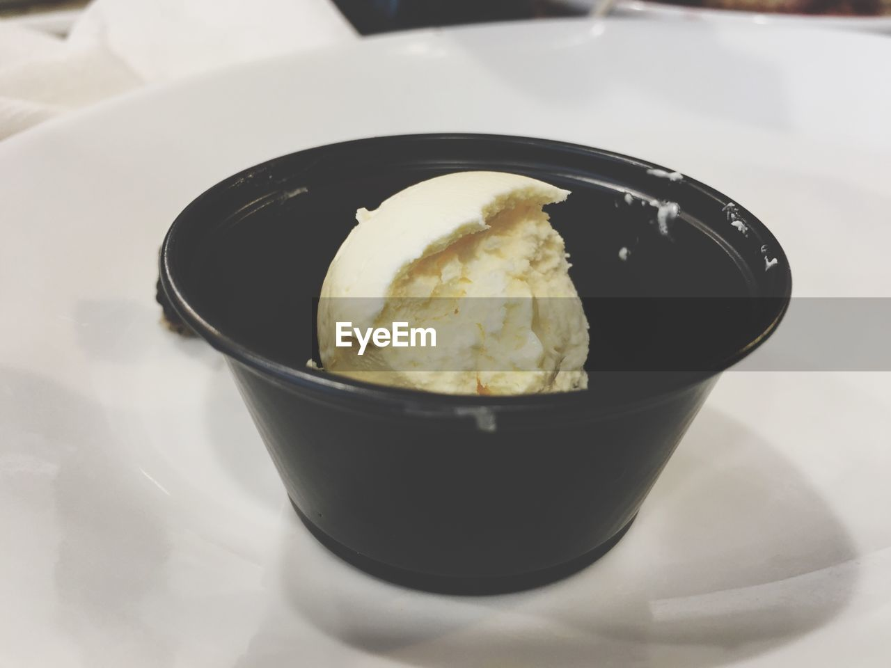 food and drink, food, freshness, ready-to-eat, sweet food, still life, dessert, sweet, indulgence, bowl, close-up, indoors, ice cream, no people, frozen food, dairy product, temptation, table, high angle view, healthy eating, crockery