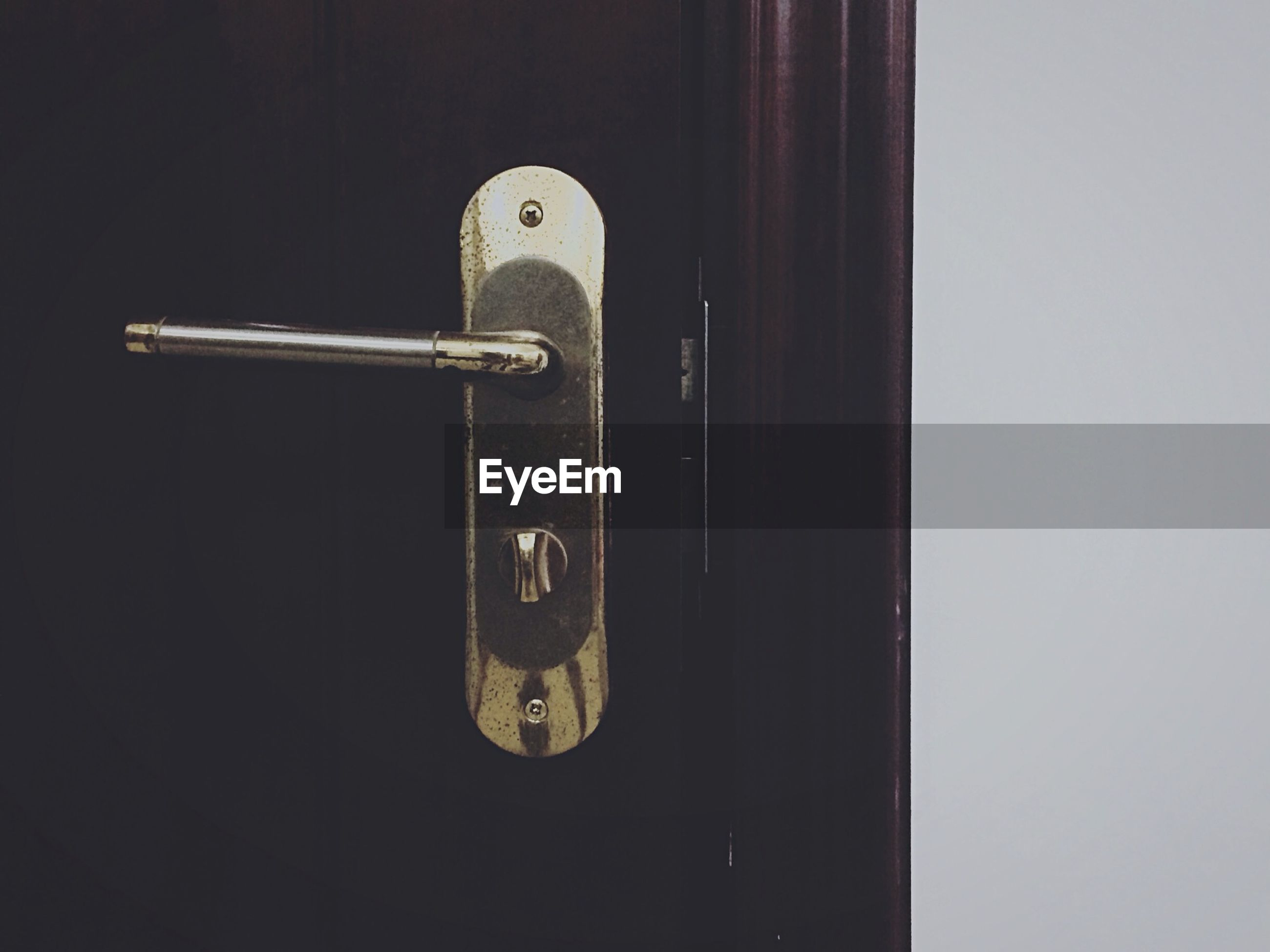 indoors, close-up, metal, door, wall - building feature, technology, old-fashioned, connection, security, handle, safety, single object, metallic, electricity, retro styled, number, no people, old, protection, closed