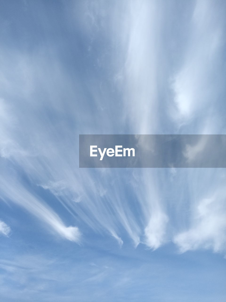 sky, cloud - sky, beauty in nature, nature, day, low angle view, tranquil scene, scenics, no people, tranquility, sky only, blue, outdoors, backgrounds