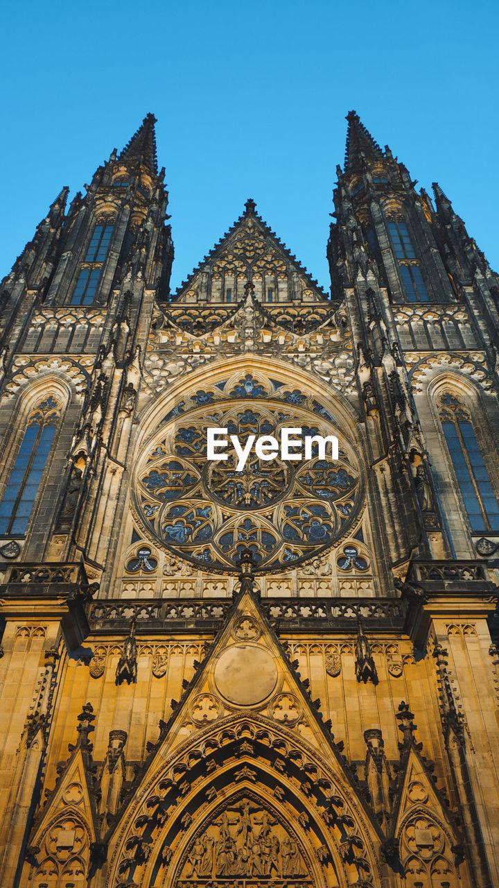 Prague castel cathedral