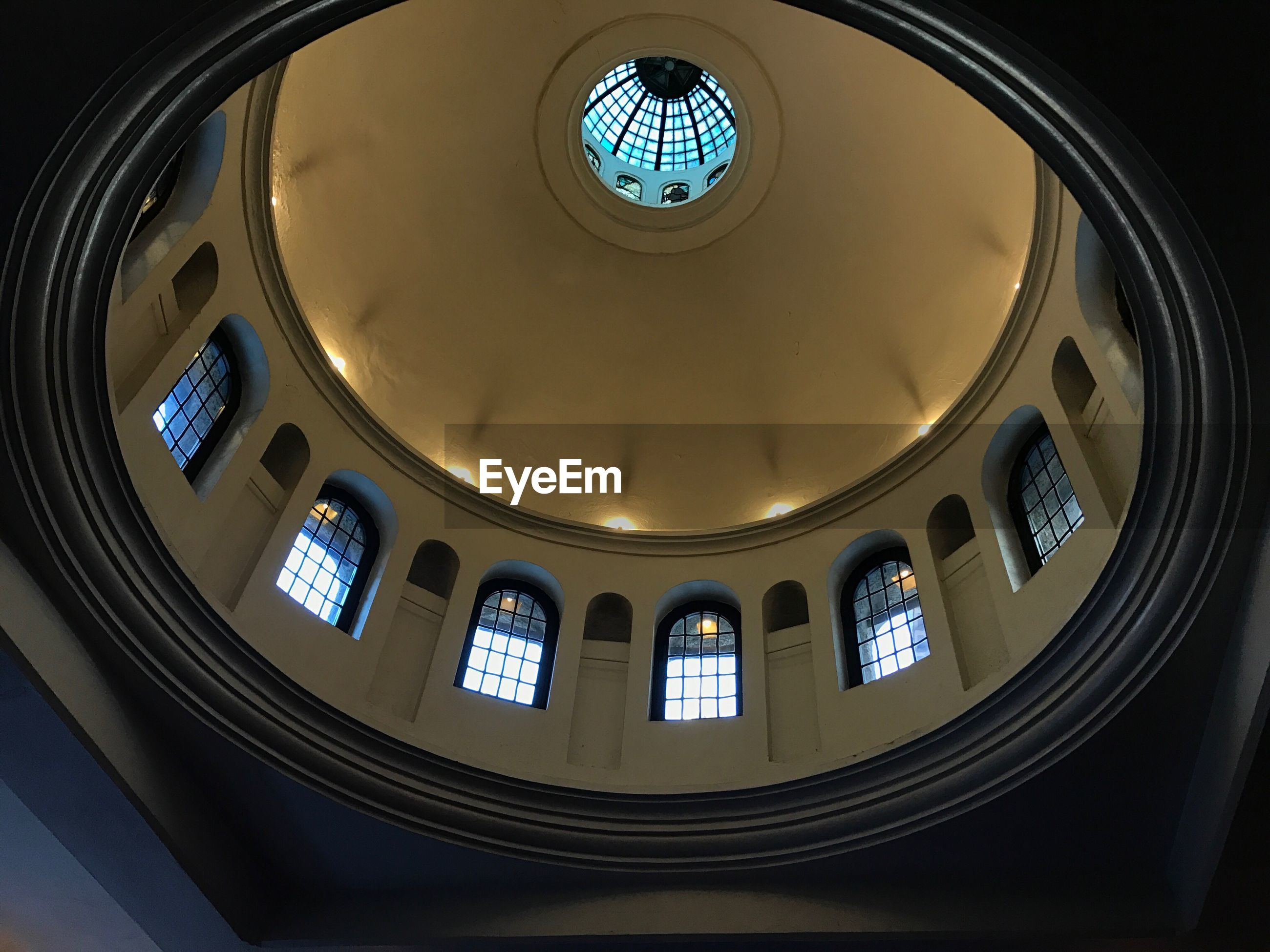indoors, dome, no people, architecture, modern, illuminated, fish-eye lens, day, close-up