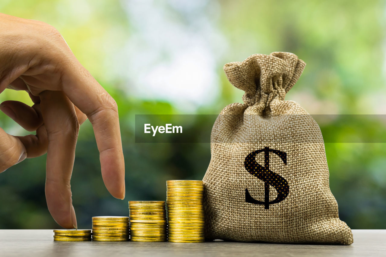 finance, coin, wealth, business, currency, savings, investment, human body part, human hand, representation, hand, focus on foreground, finance and economy, gold colored, business finance and industry, economy, body part, human representation, people, success, finger, making money, consumerism